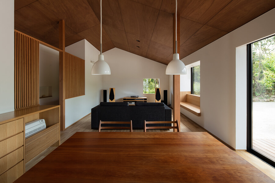 福岡の建築写真・竣工写真「ブリッツスタジオ」-建築写真家 石井紀久-