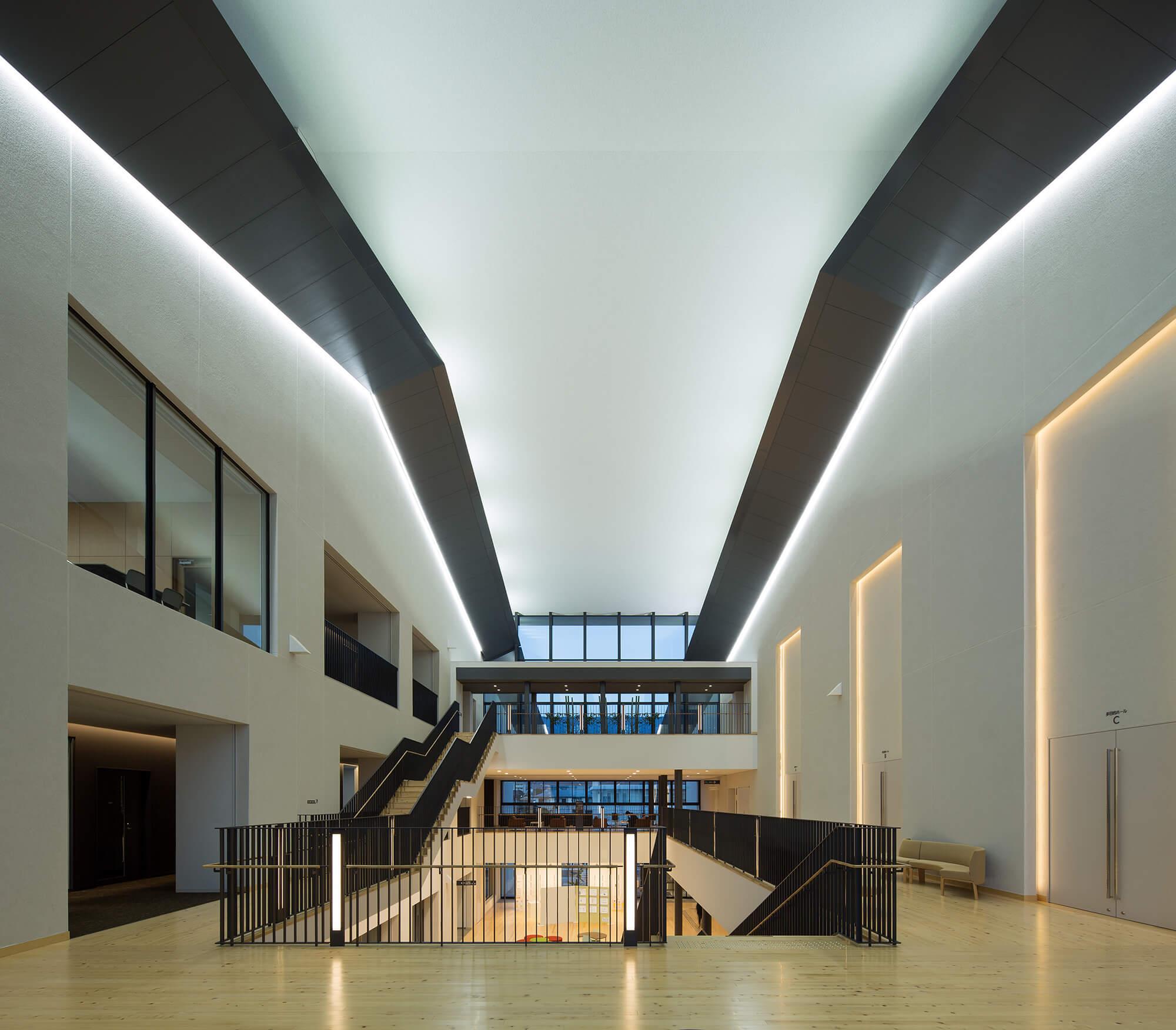 『小城まちなか市民交流センター』-佐賀県小城市-建築写真・竣工写真・インテリア写真5