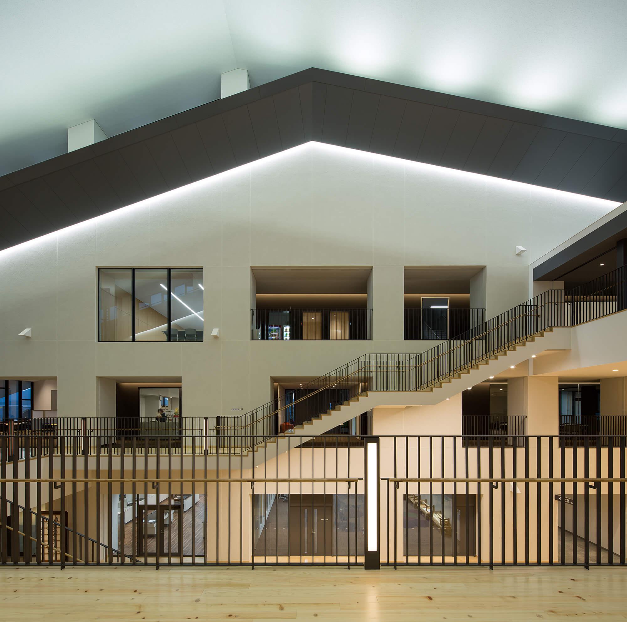 『小城まちなか市民交流センター』建築写真・竣工写真・インテリア写真6