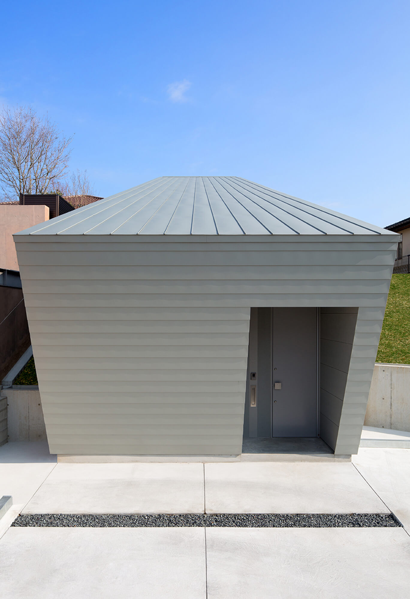 『5層のワンルーム住居』-福岡県宗像市-建築写真・竣工写真・インテリア写真2