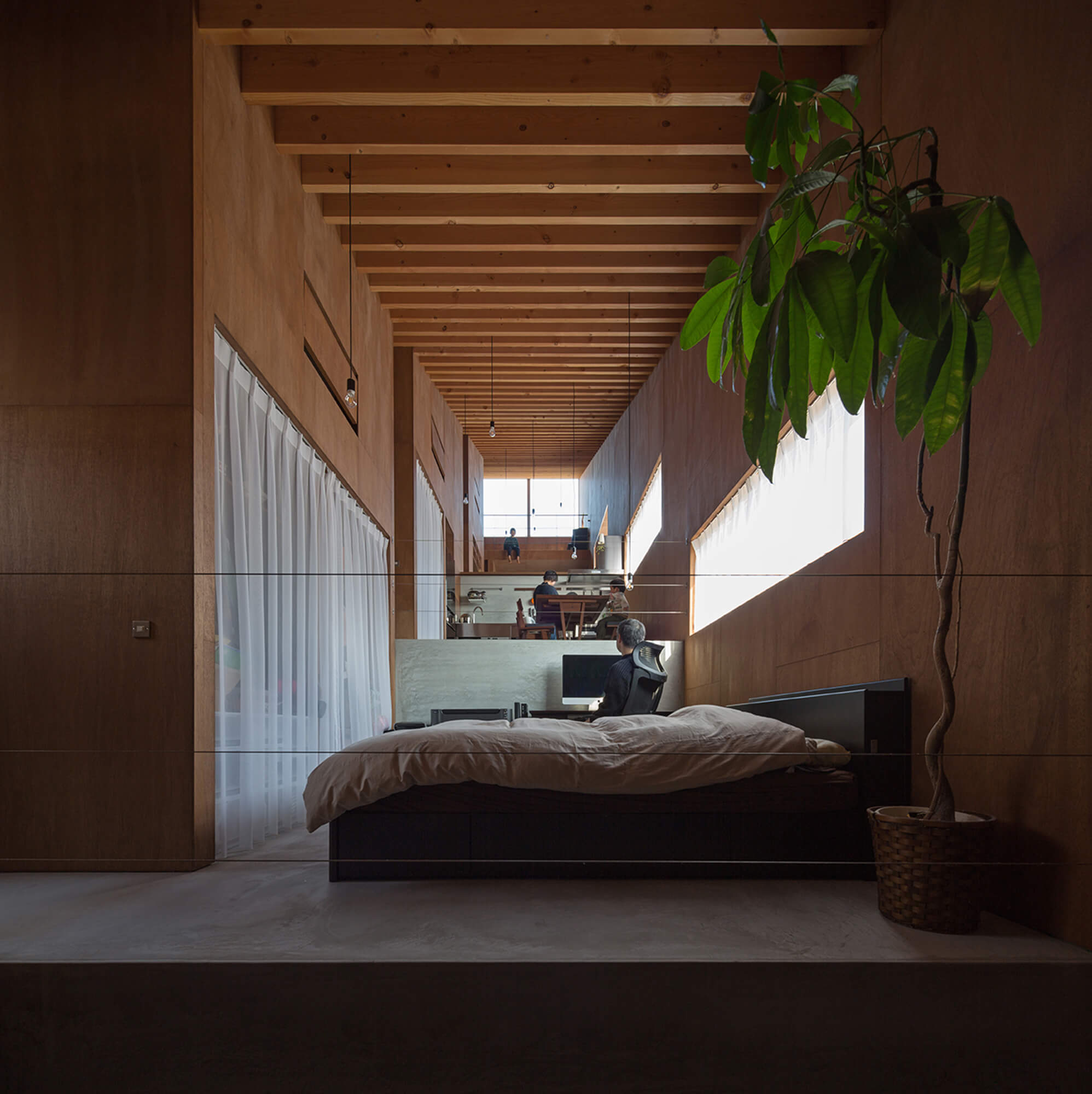 『5層のワンルーム住居』-福岡県宗像市-建築写真・竣工写真・インテリア写真4