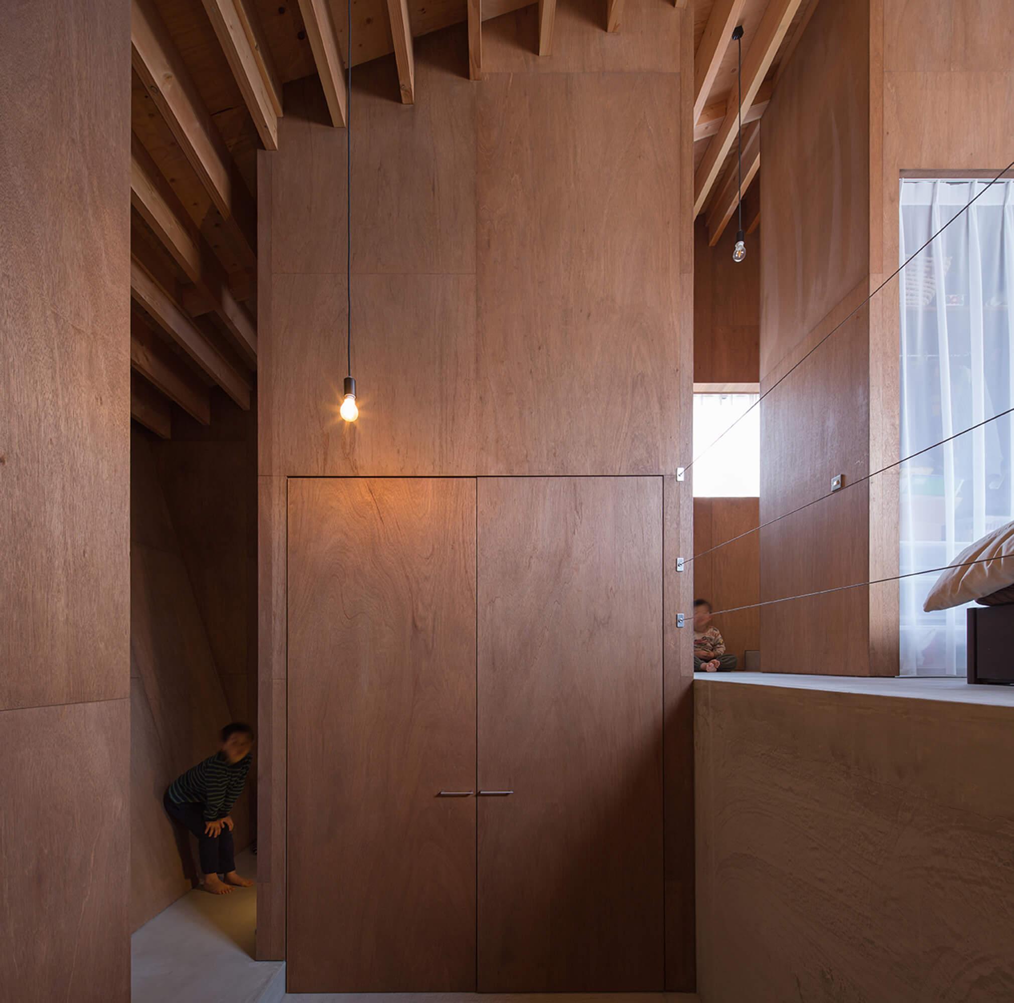 『5層のワンルーム住居』建築写真・竣工写真・インテリア写真6