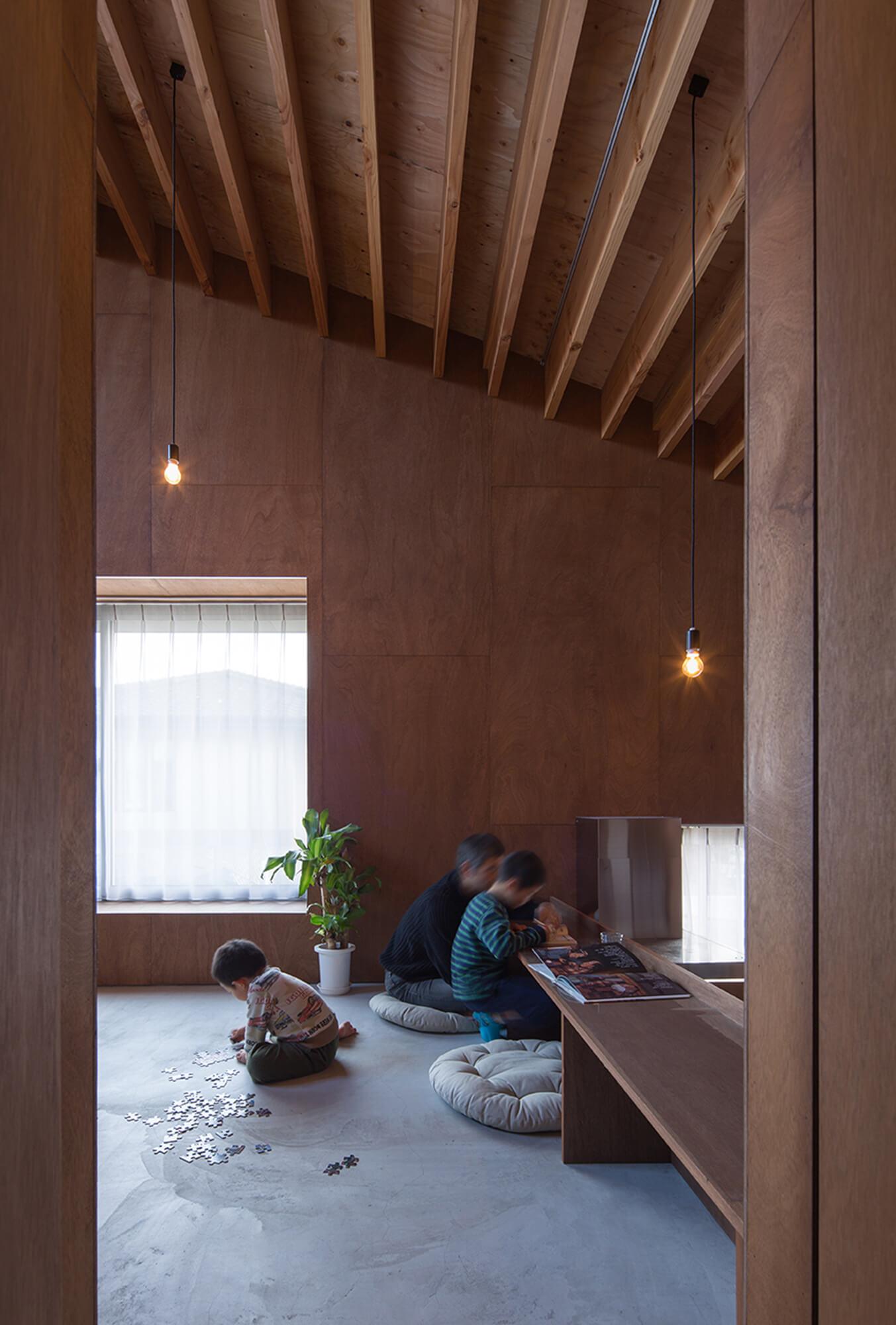 『5層のワンルーム住居』建築写真・竣工写真・インテリア写真10