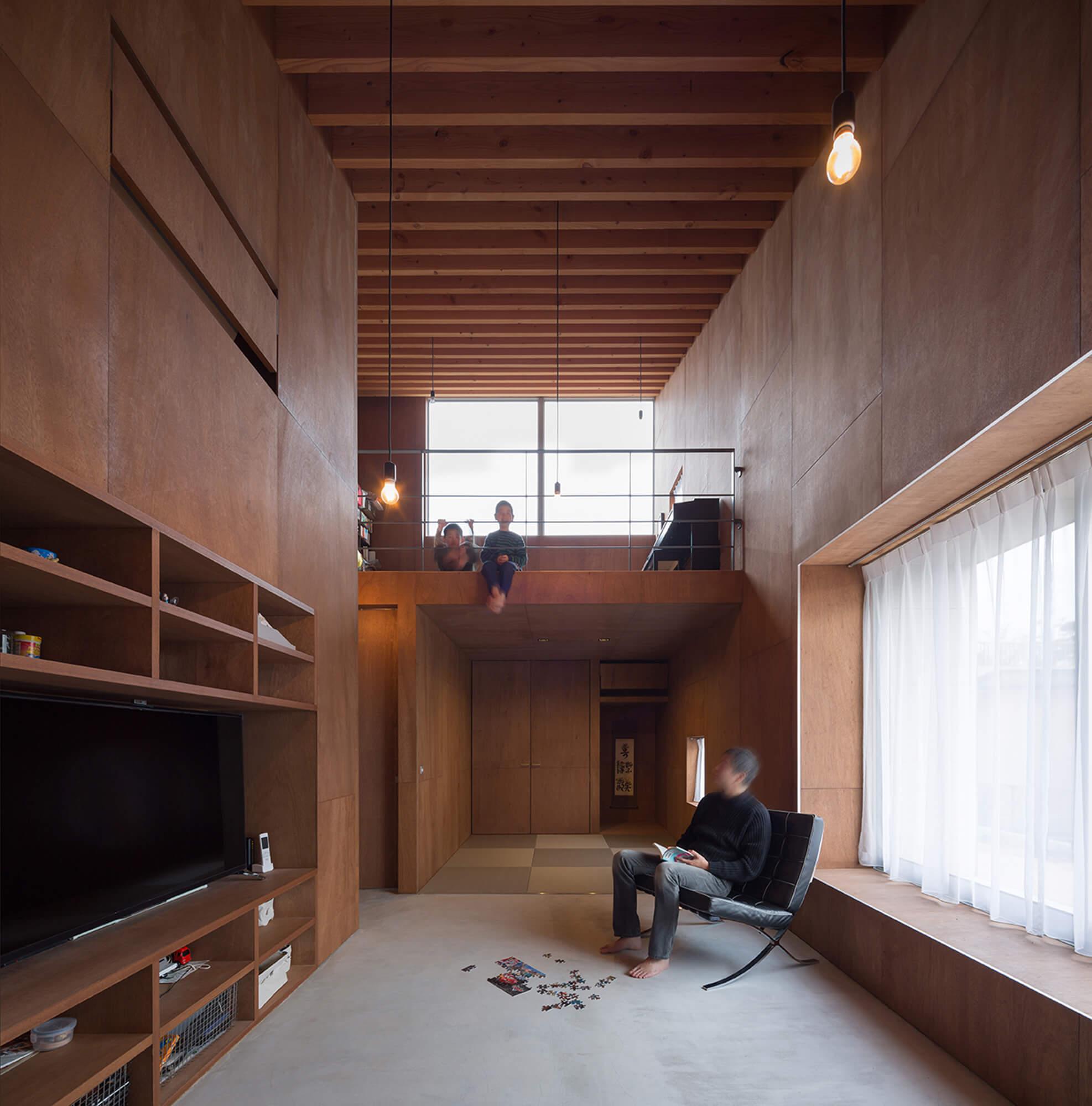 『5層のワンルーム住居』建築写真・竣工写真・インテリア写真13
