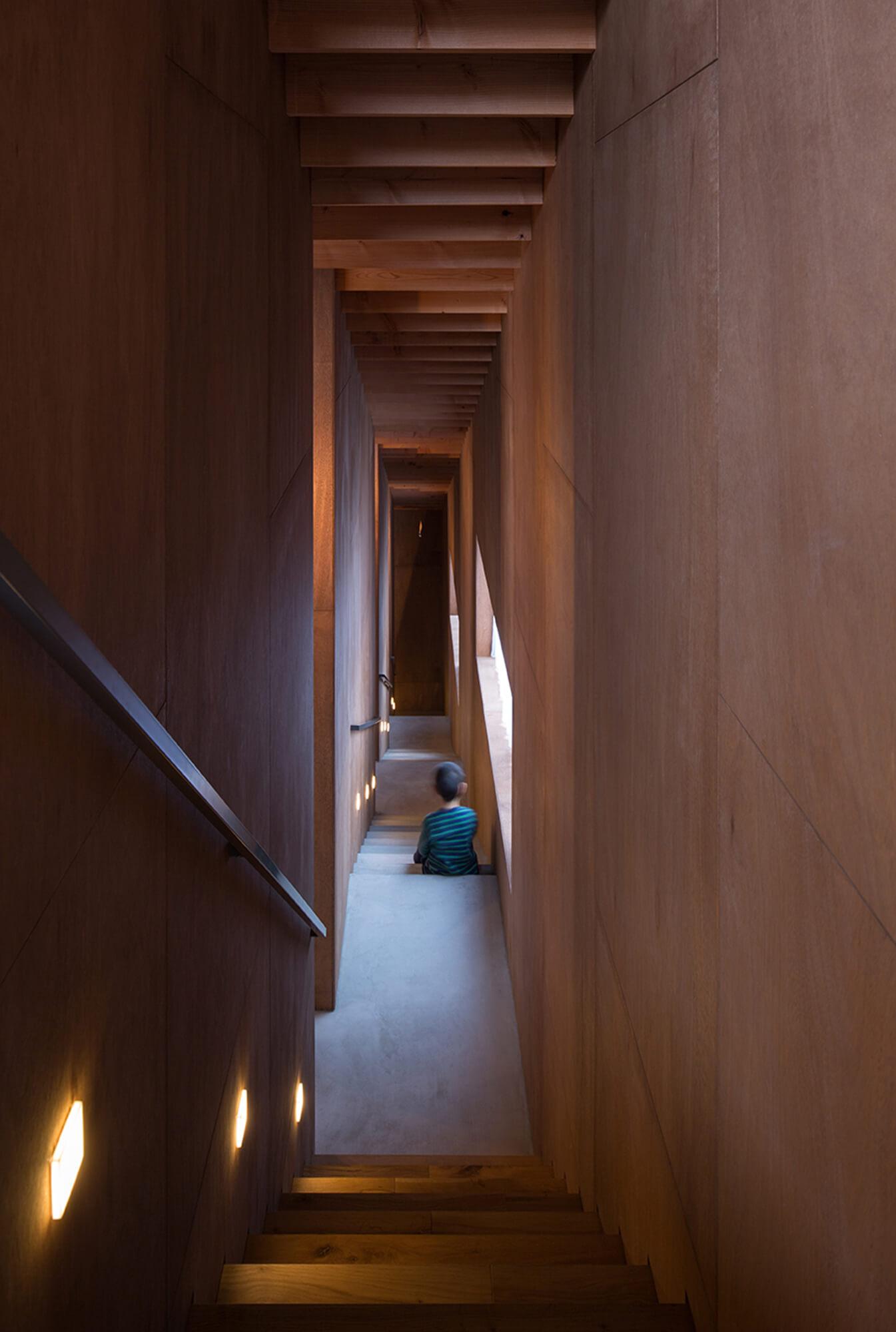 『5層のワンルーム住居』建築写真・竣工写真・インテリア写真8