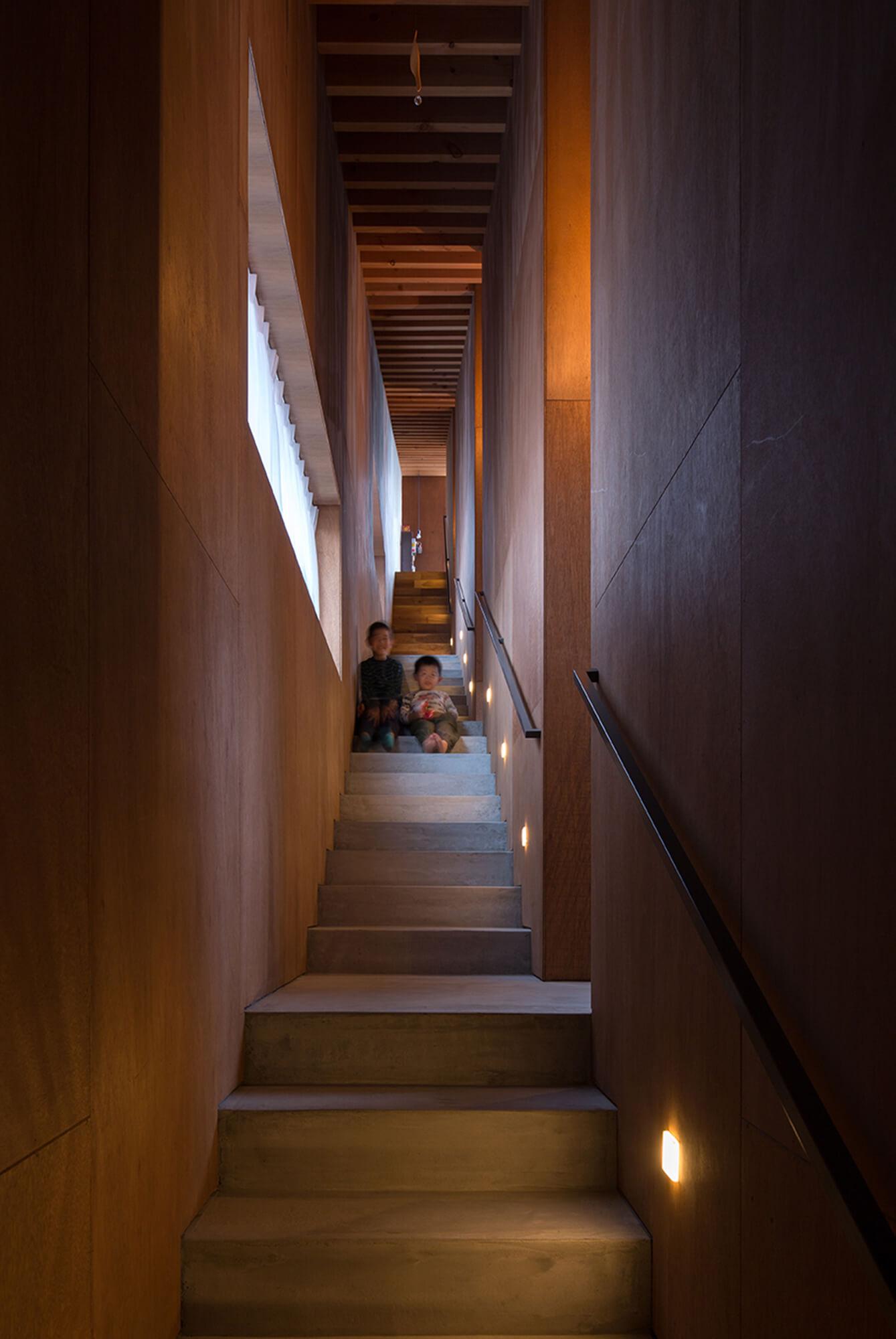 『5層のワンルーム住居』建築写真・竣工写真・インテリア写真7