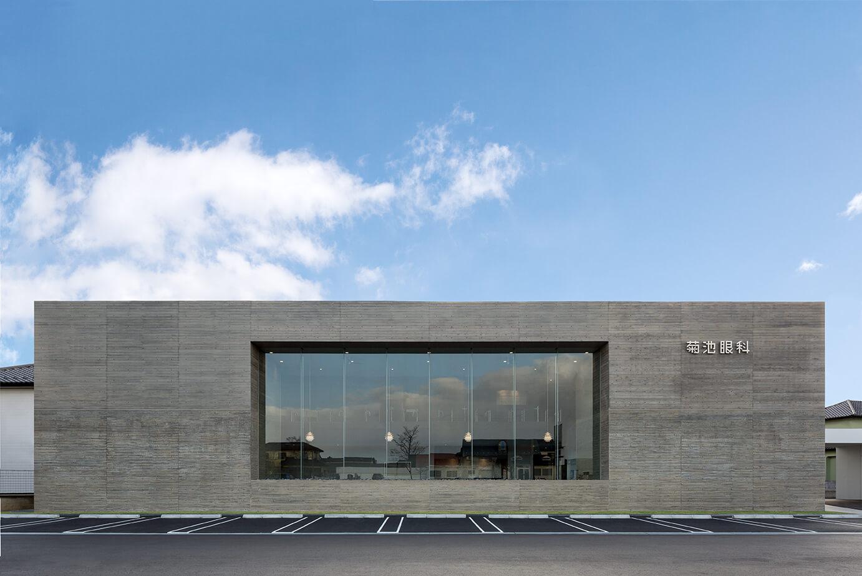 『菊池眼科』-福島県郡山市-建築写真・竣工写真・インテリア写真1