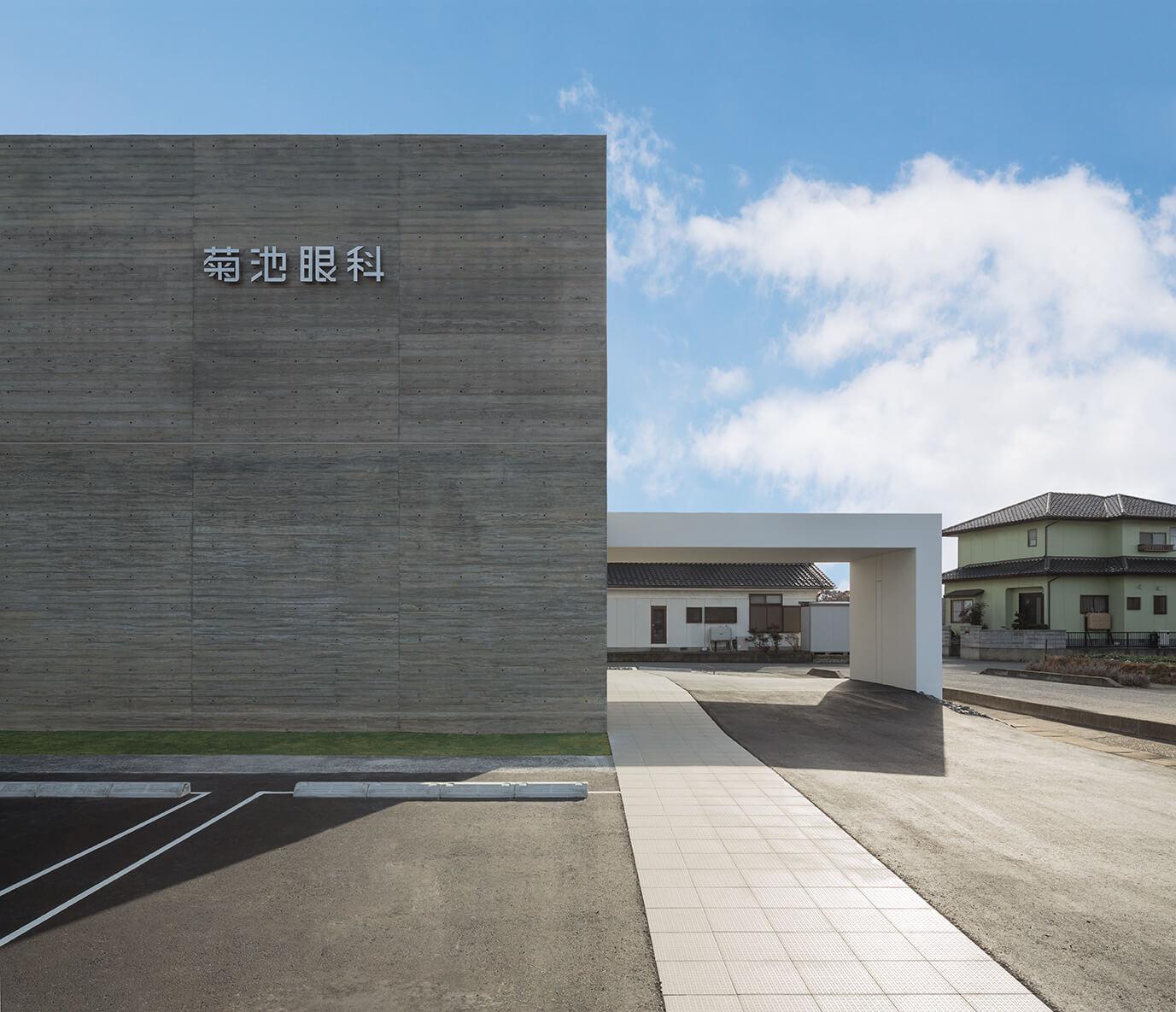 『菊池眼科』-福島県郡山市-建築写真・竣工写真・インテリア写真3