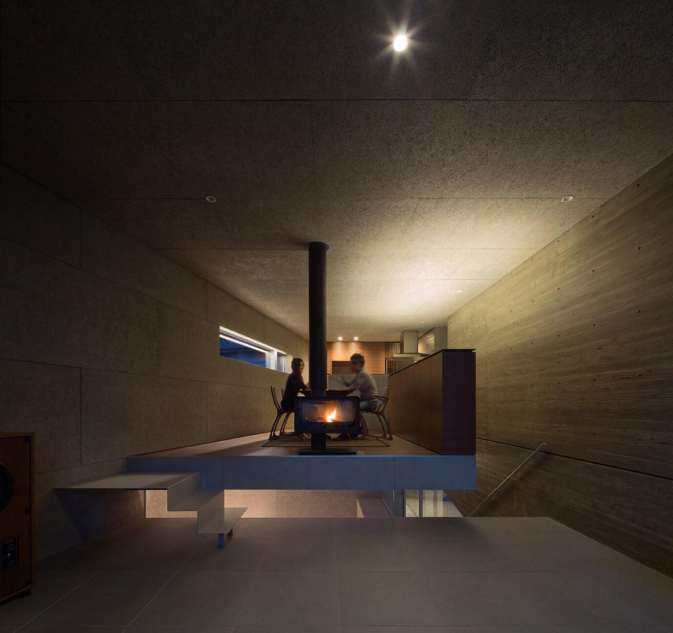 『大池の住宅』建築写真・竣工写真・インテリア写真12