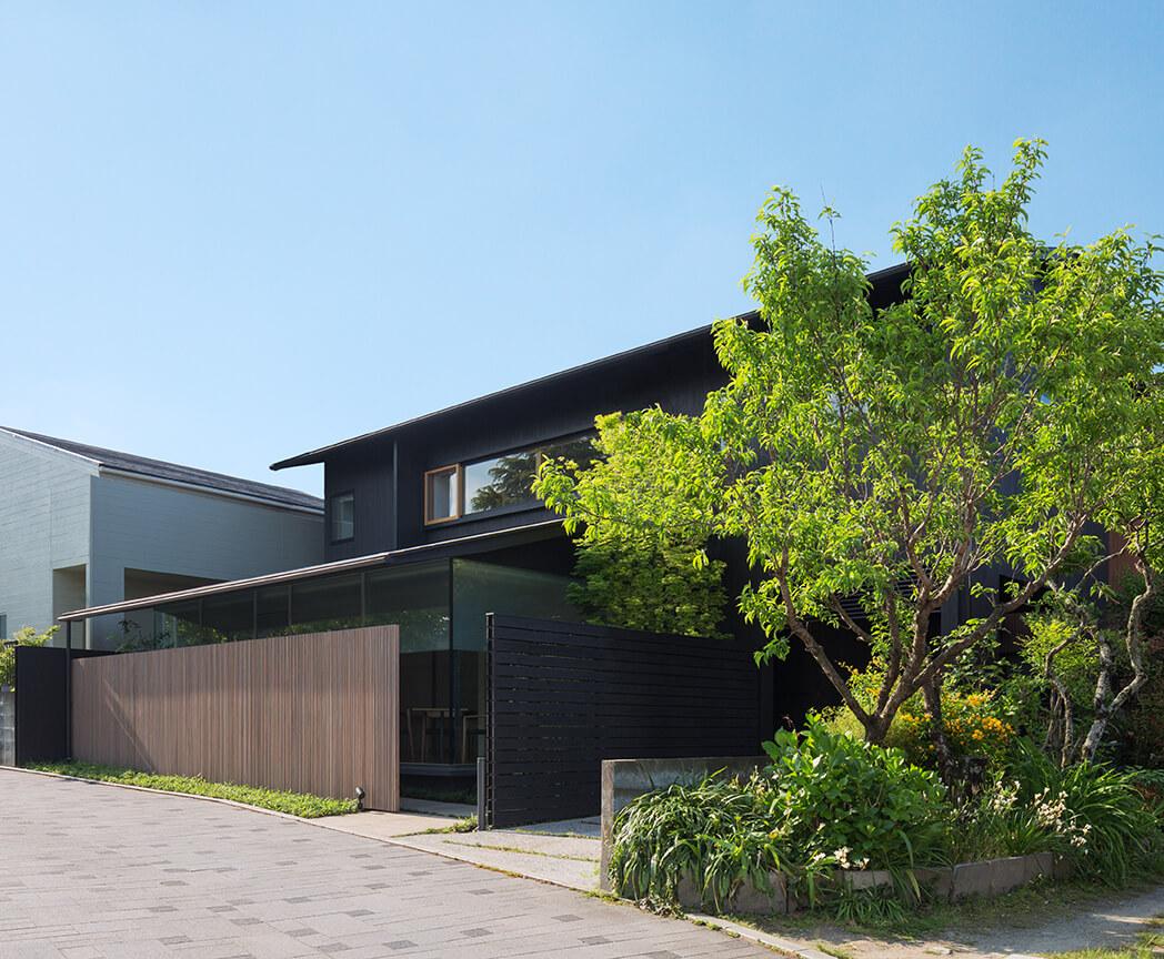 『koto house』-福岡県太宰府市-建築写真・竣工写真・インテリア写真1