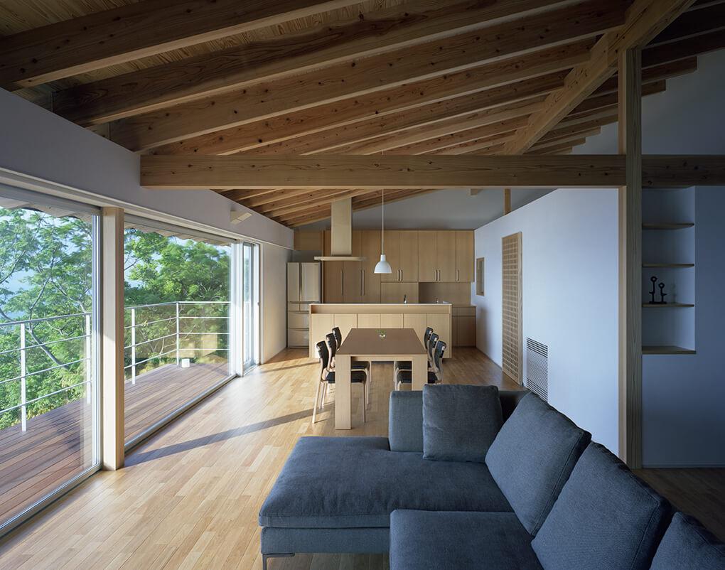 『糸島の家』-福岡県糸島市-建築写真・竣工写真・インテリア写真5
