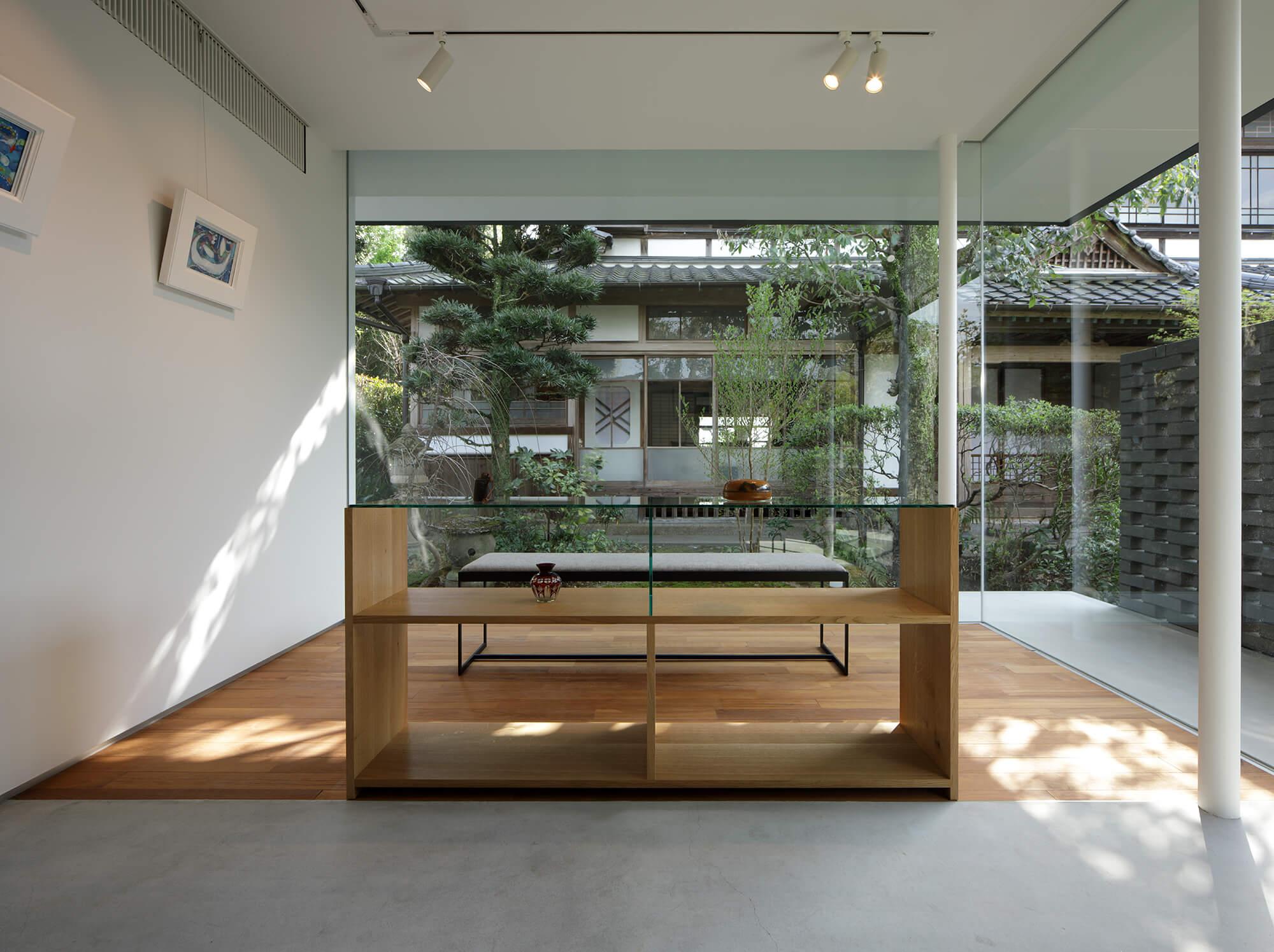 『gallery cobaco』-福岡県朝倉市-建築写真・竣工写真・インテリア写真5