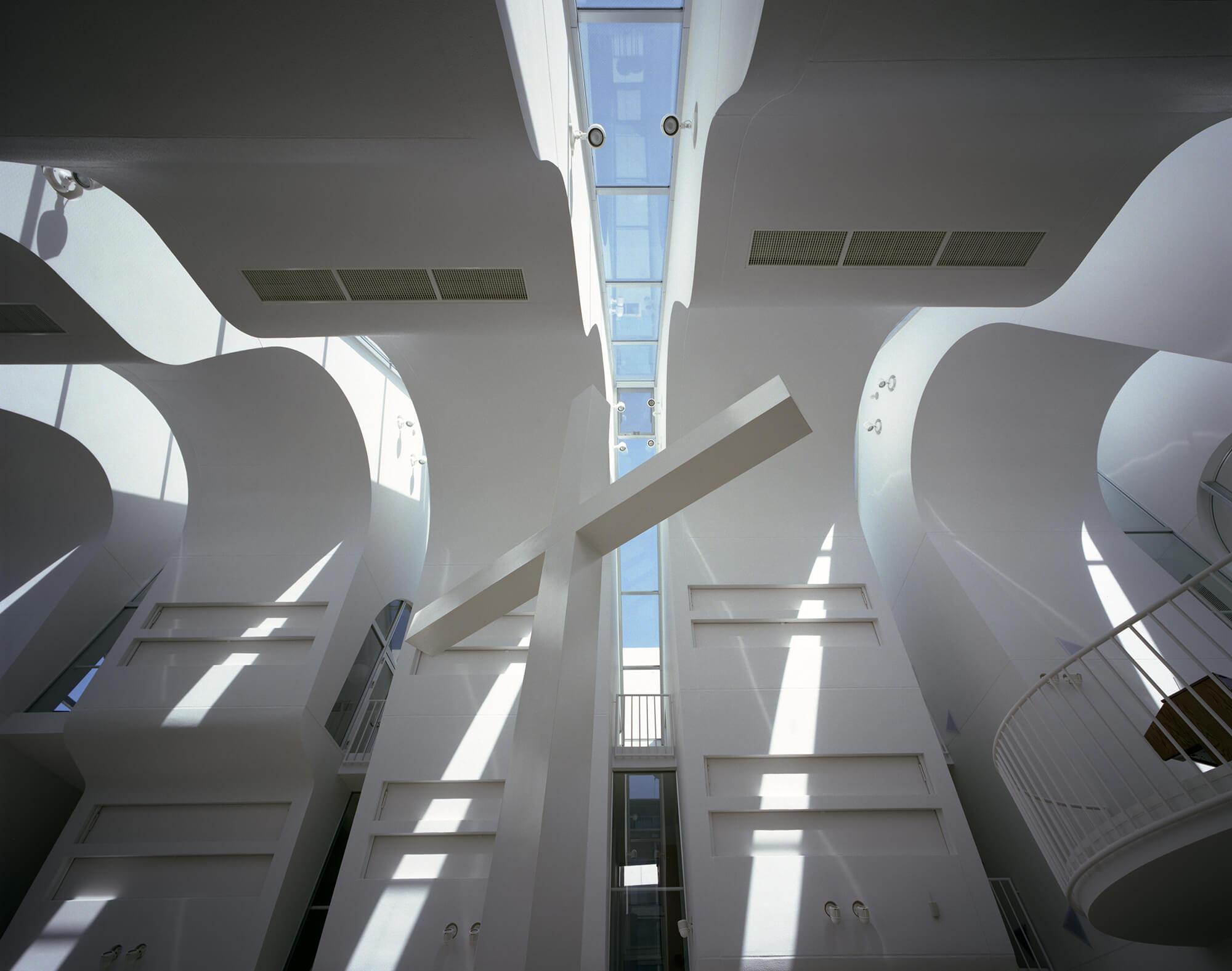 『原宿教会』建築写真・竣工写真・インテリア写真6