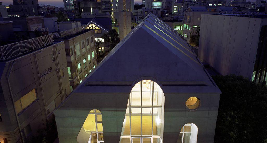 『原宿教会』-東京都-建築写真・竣工写真・インテリア写真
