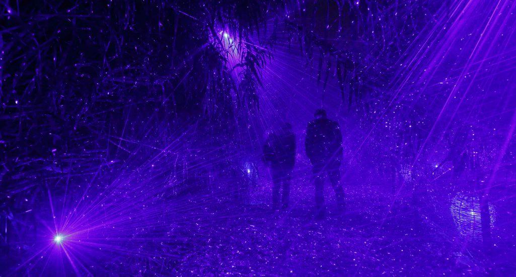 『ISLAND LUMINA 自然を舞台にしたマルチメディア・ナイトウォーク』-i+Land nagasaki 長崎県・伊王島-建築写真・竣工写真・インテリア写真
