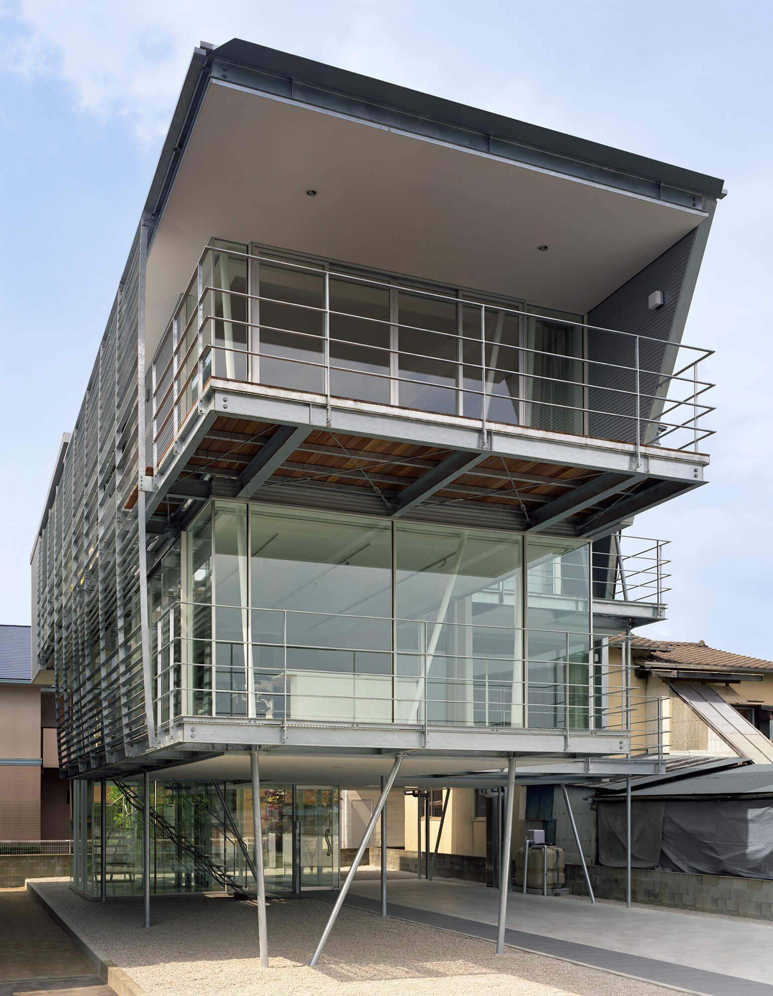 『筒井の家』-福岡県大野城市-建築写真・竣工写真・インテリア写真2