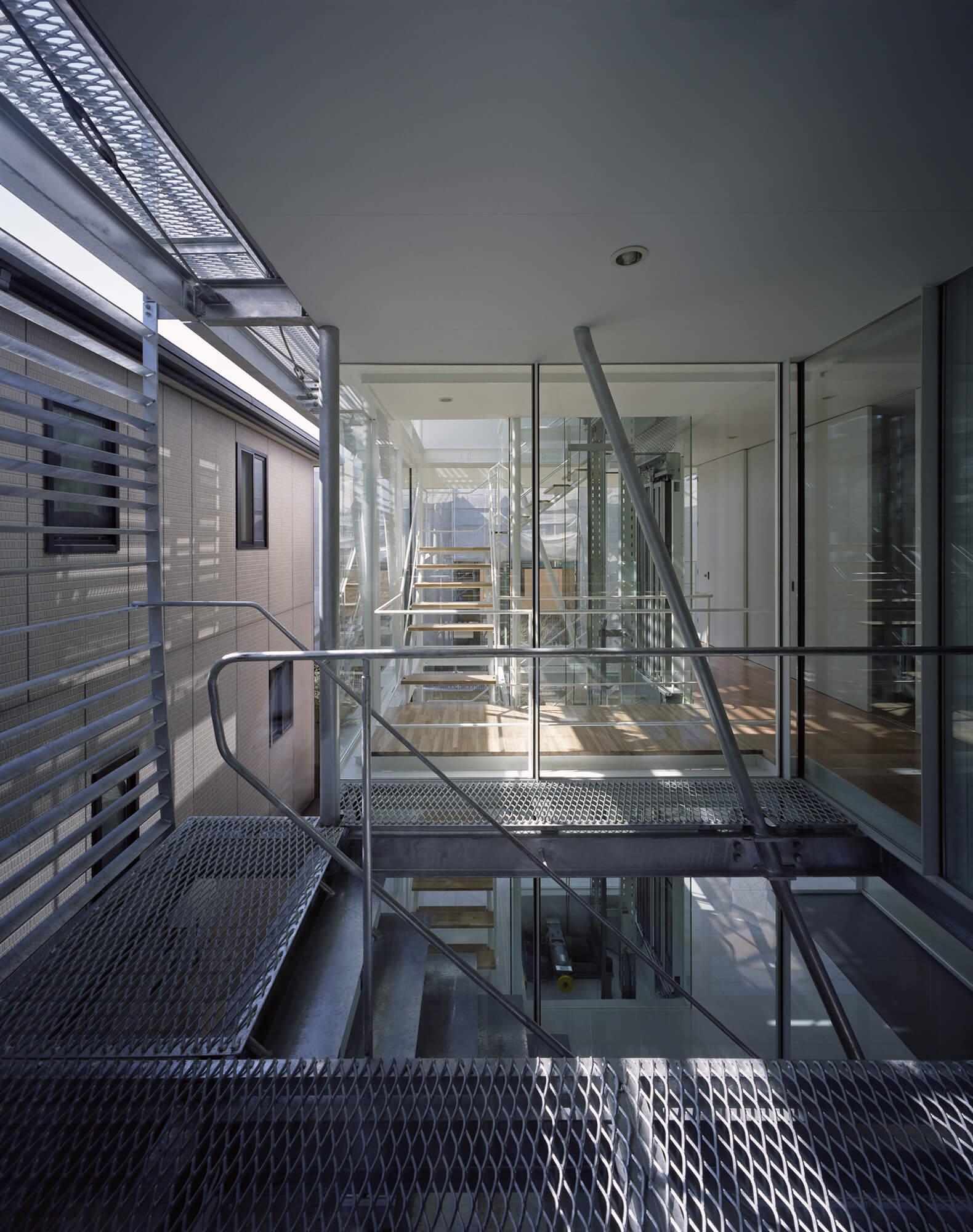 『筒井の家』建築写真・竣工写真・インテリア写真6