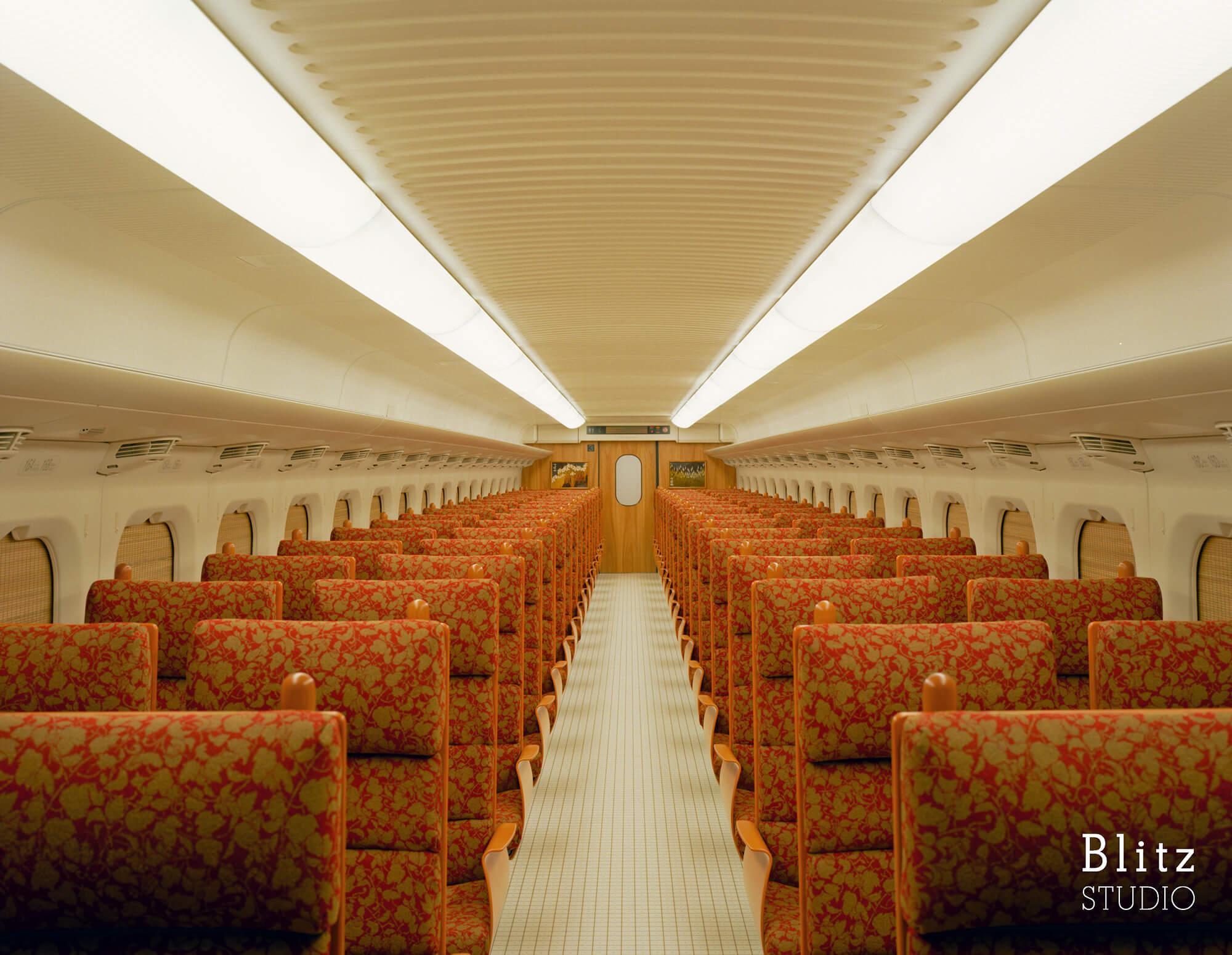 『九州新幹線 つばめ 800 KYUSHU SHINKANSEN TSUBAME 800』-福岡県福岡市-建築写真・竣工写真・インテリア写真5