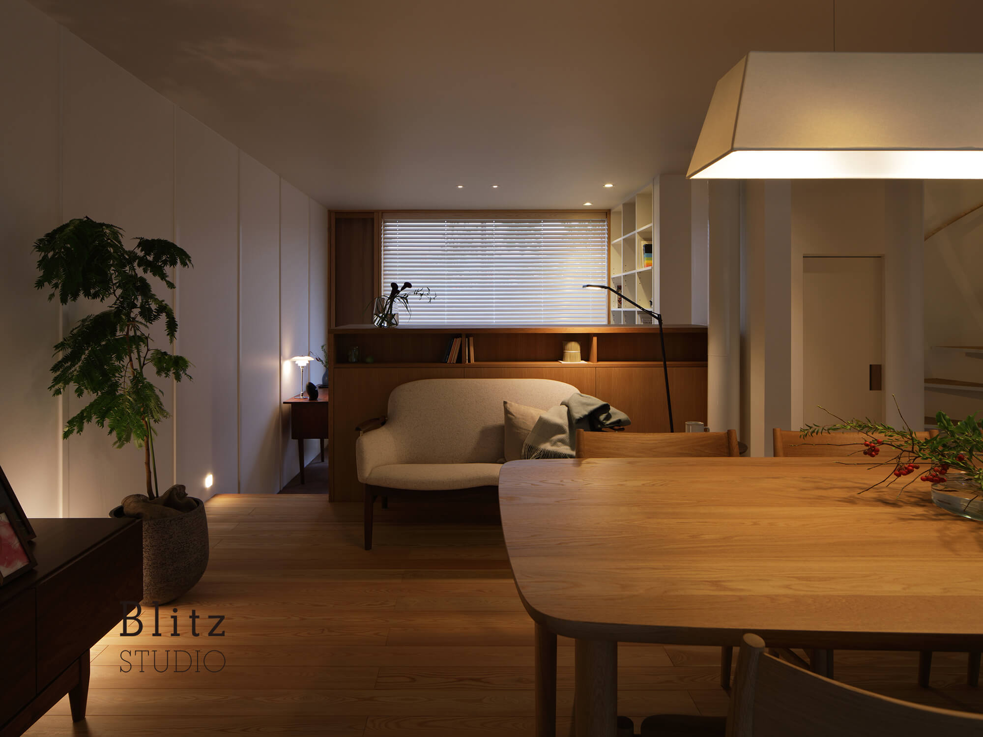 『fca Interior』-福岡県福岡市-建築写真・竣工写真・インテリア写真5