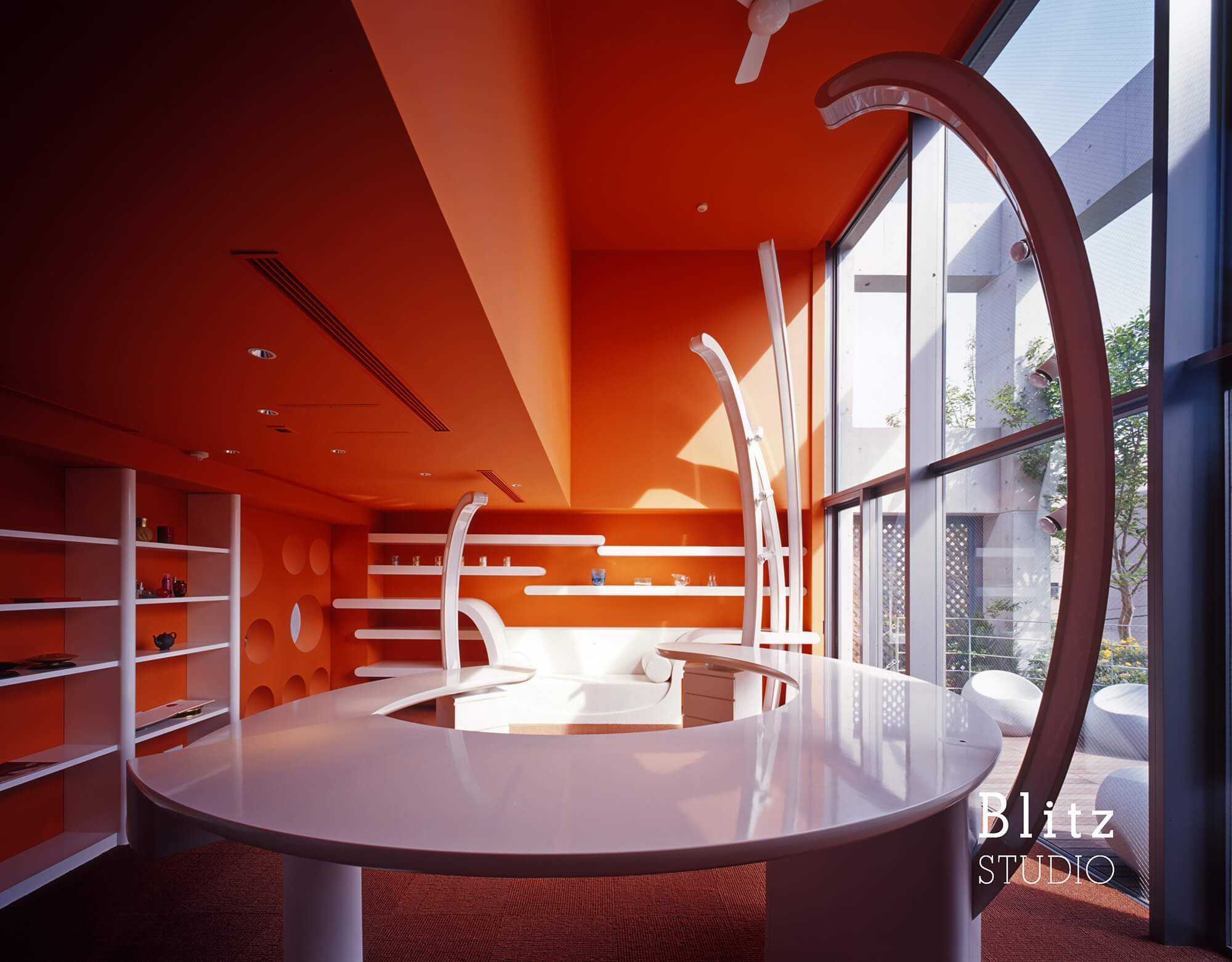 『shu uemura aoyama atelier シュウ ウエムラ青山アトリエ』-東京都-建築写真・竣工写真・インテリア写真2