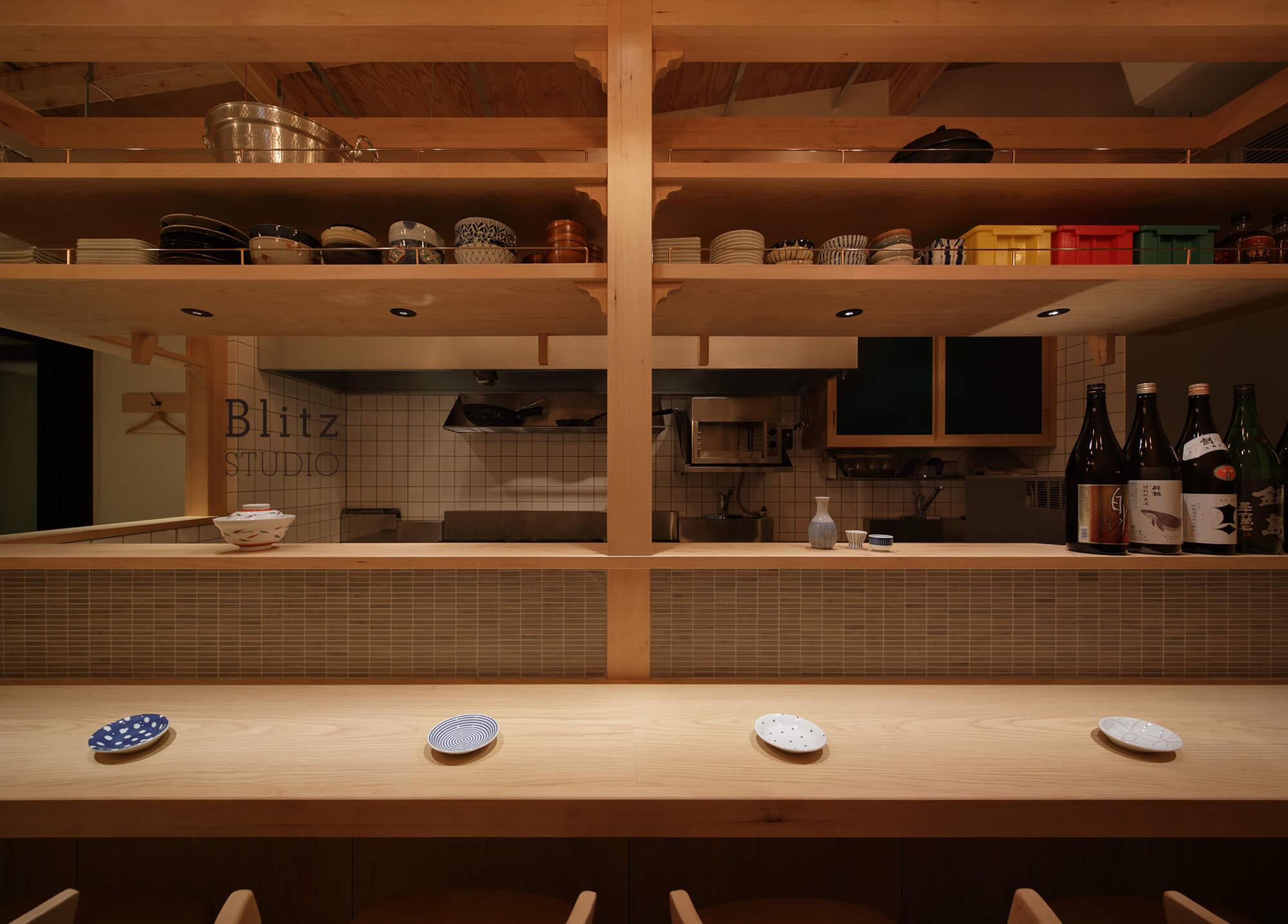 『チロル食堂』-福岡県福岡市-建築写真・竣工写真・インテリア写真4