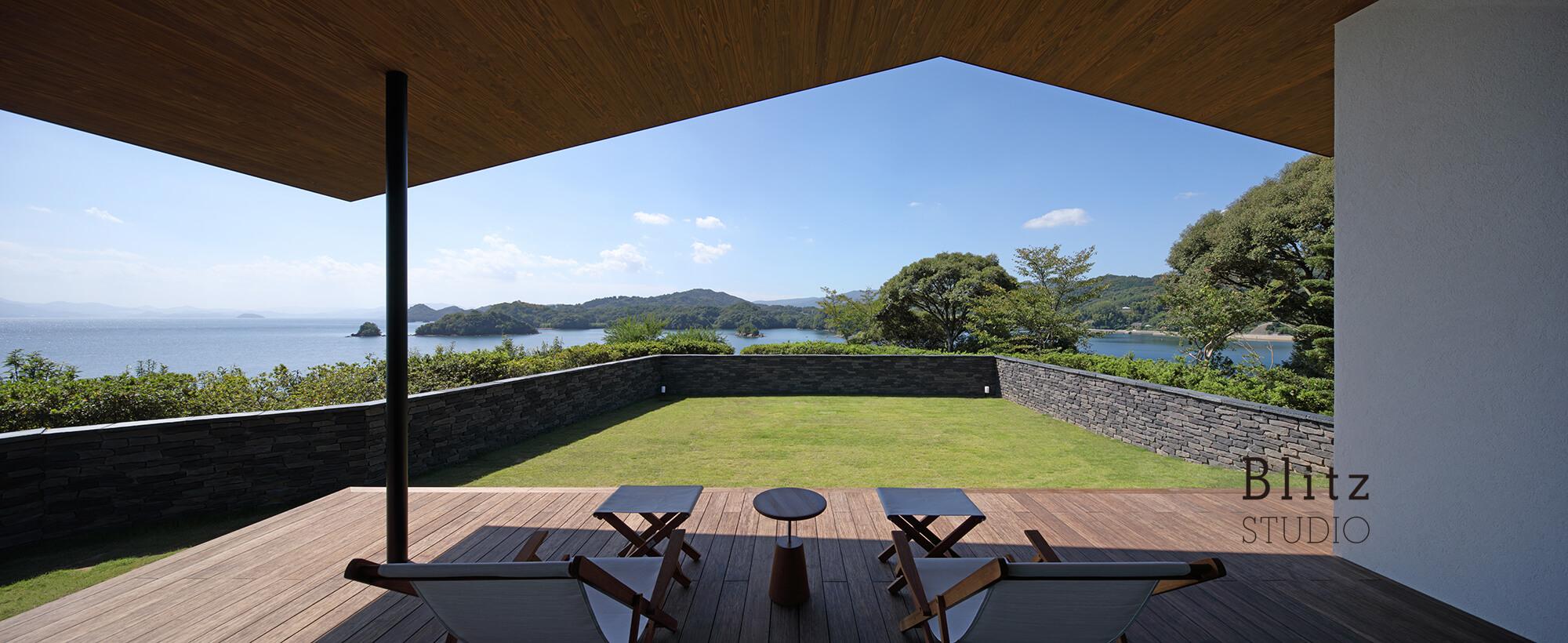 『西海のセカンドハウス 別邸 福袋崎』建築写真・竣工写真・インテリア写真8