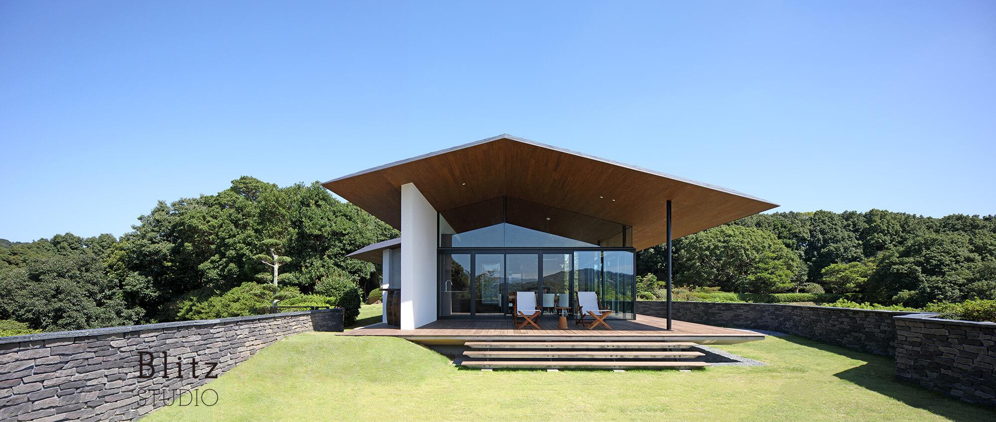 『西海のセカンドハウス 別邸 福袋崎』建築写真・竣工写真・インテリア写真6