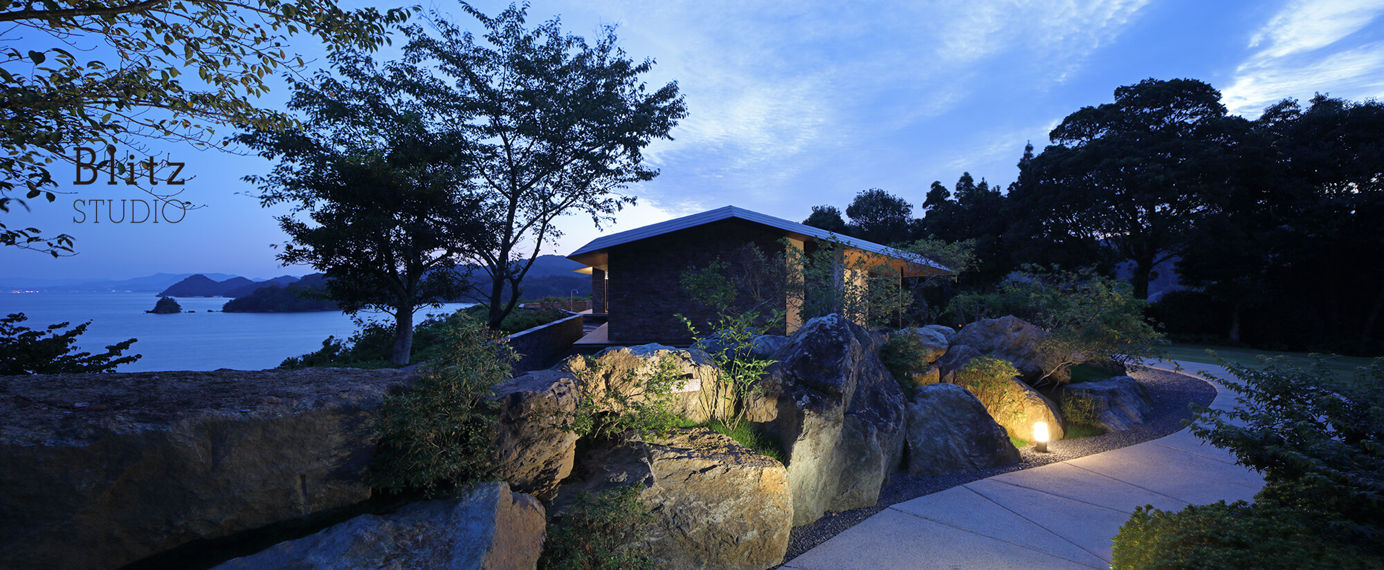 『西海のセカンドハウス 別邸 福袋崎』建築写真・竣工写真・インテリア写真13
