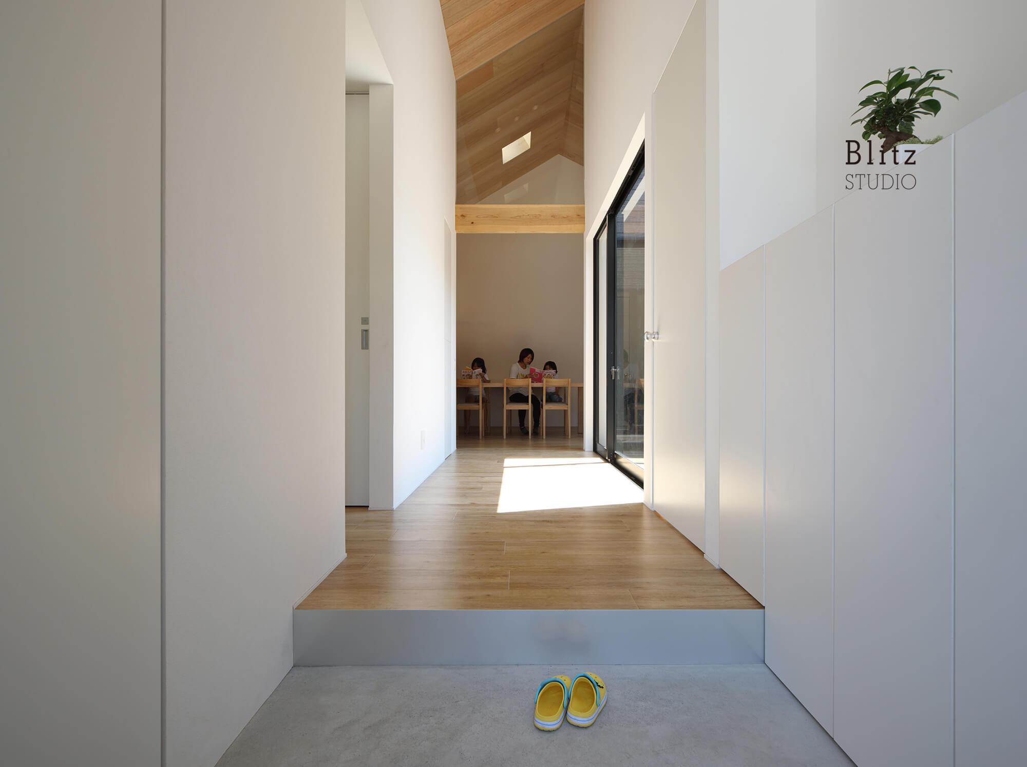『阿木名の家』-鹿児島県大島郡-建築写真・竣工写真・インテリア写真4