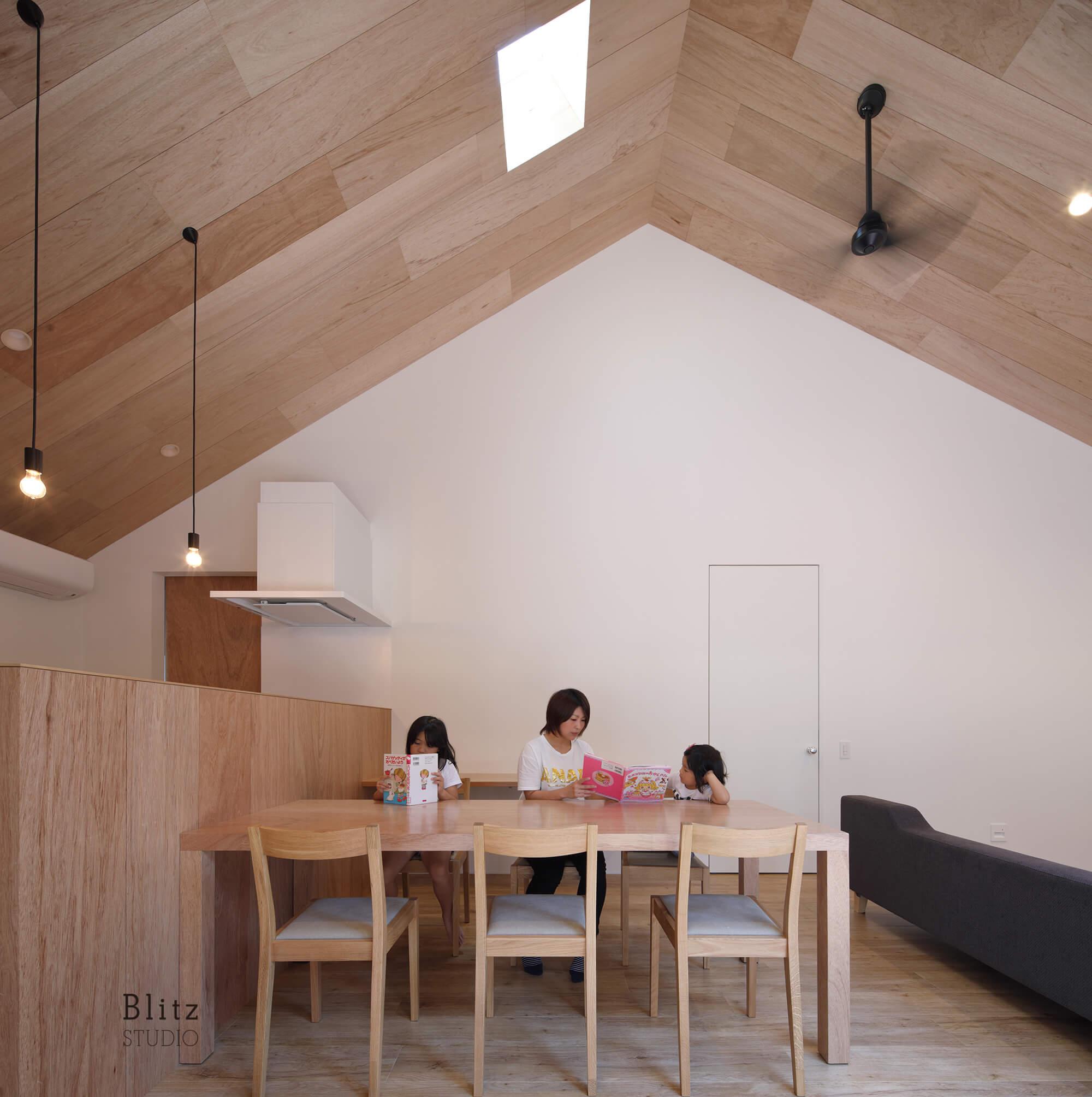 『阿木名の家』-鹿児島県大島郡-建築写真・竣工写真・インテリア写真5