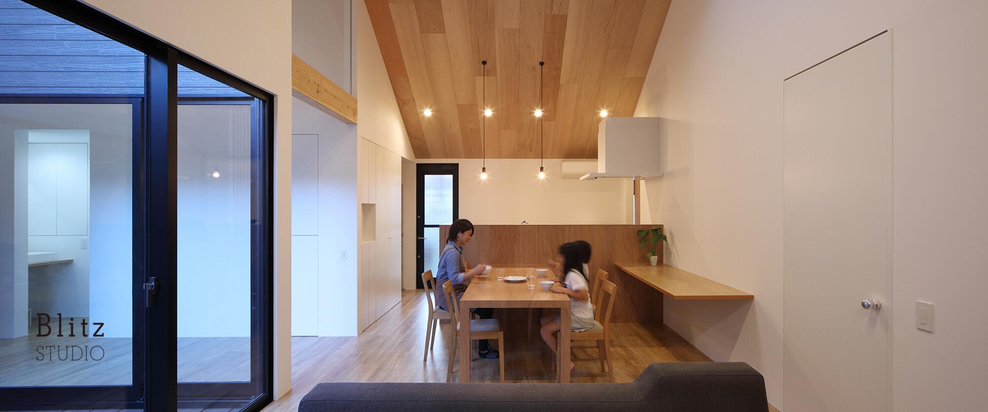 『阿木名の家』建築写真・竣工写真・インテリア写真11