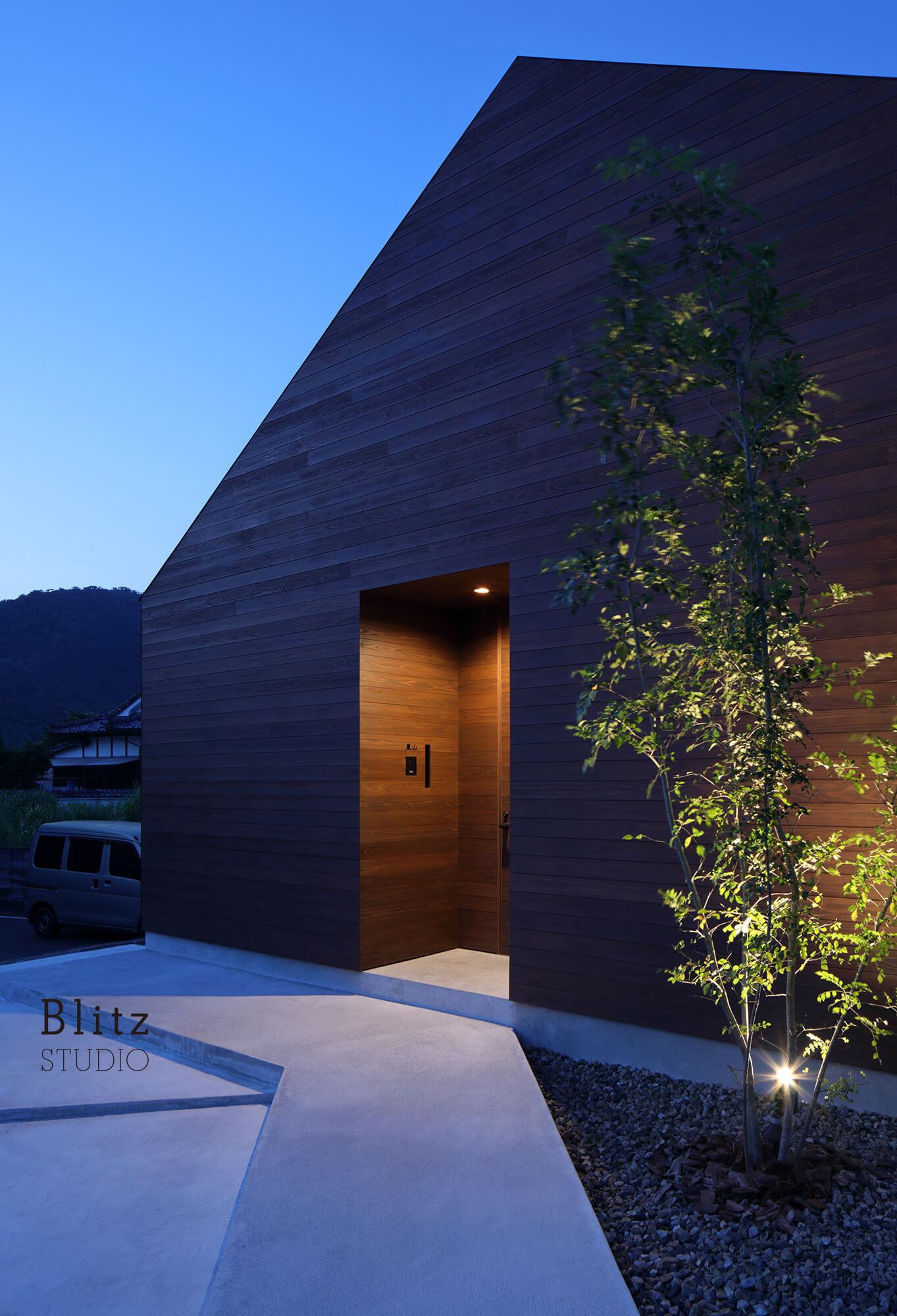 『阿木名の家』建築写真・竣工写真・インテリア写真16