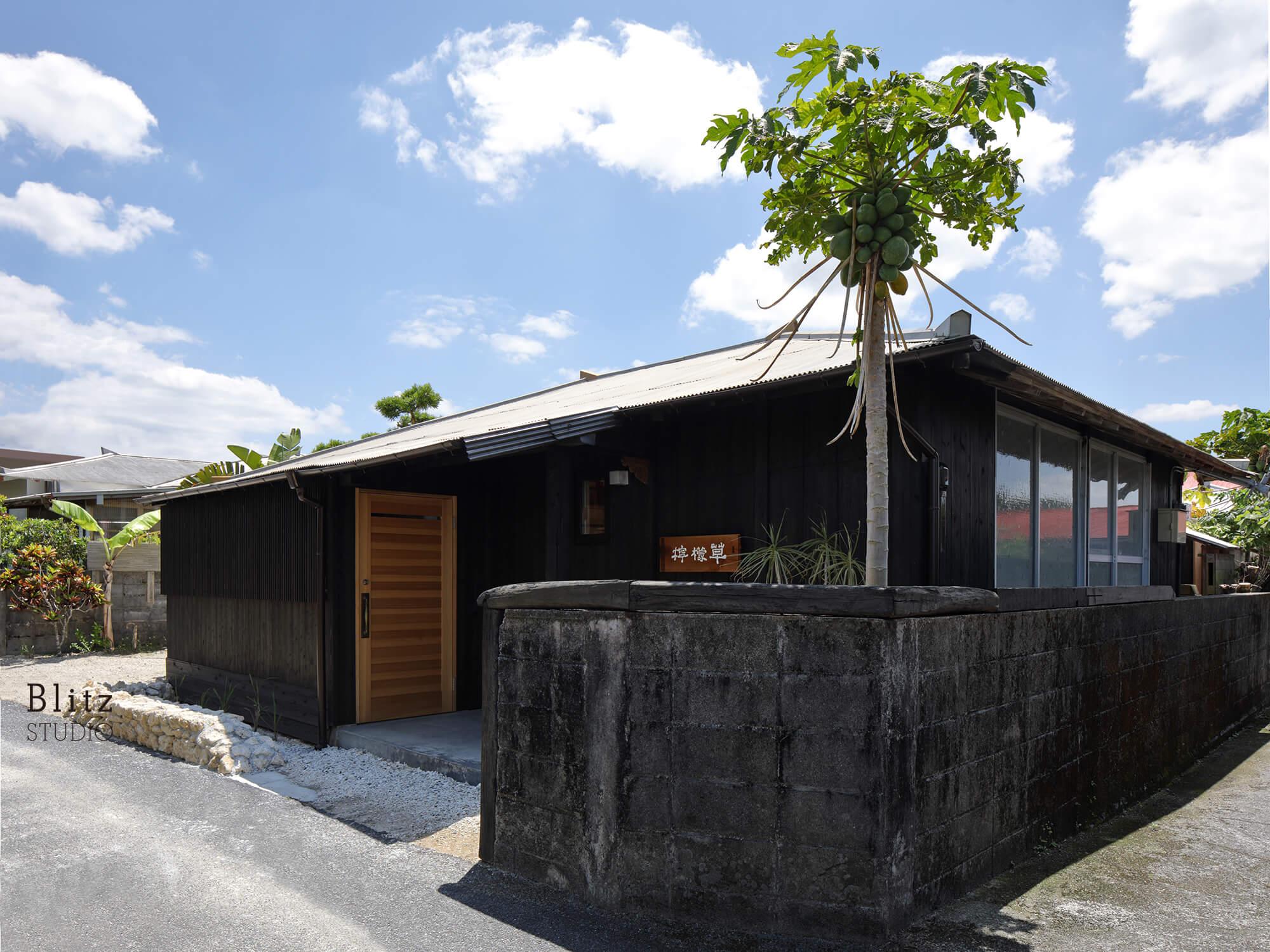 『檸檬草 リノベーション』-鹿児島県奄美市笠利町-建築写真・竣工写真・インテリア写真1