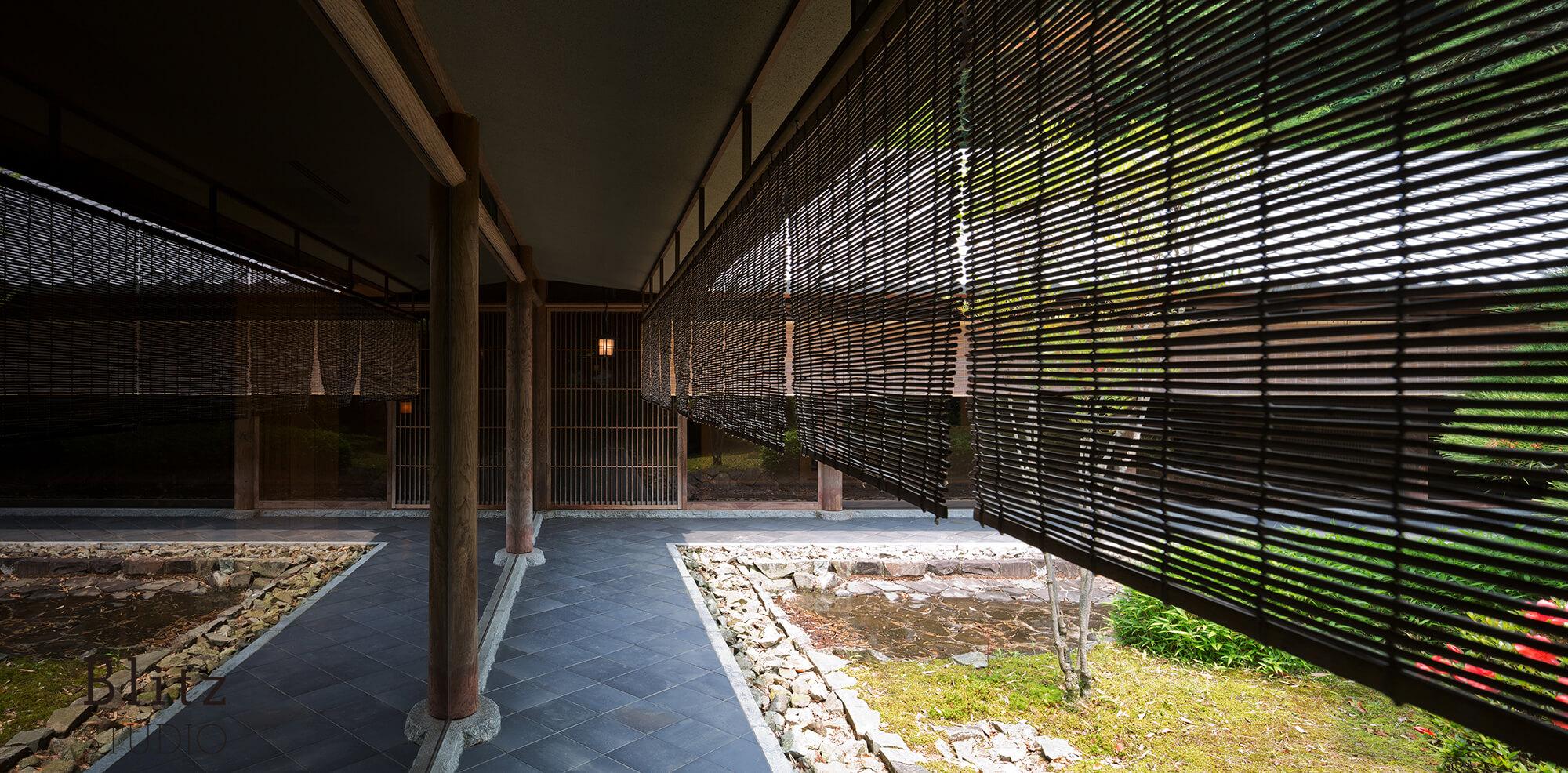 『宗像名残荘』建築写真・竣工写真・インテリア写真20