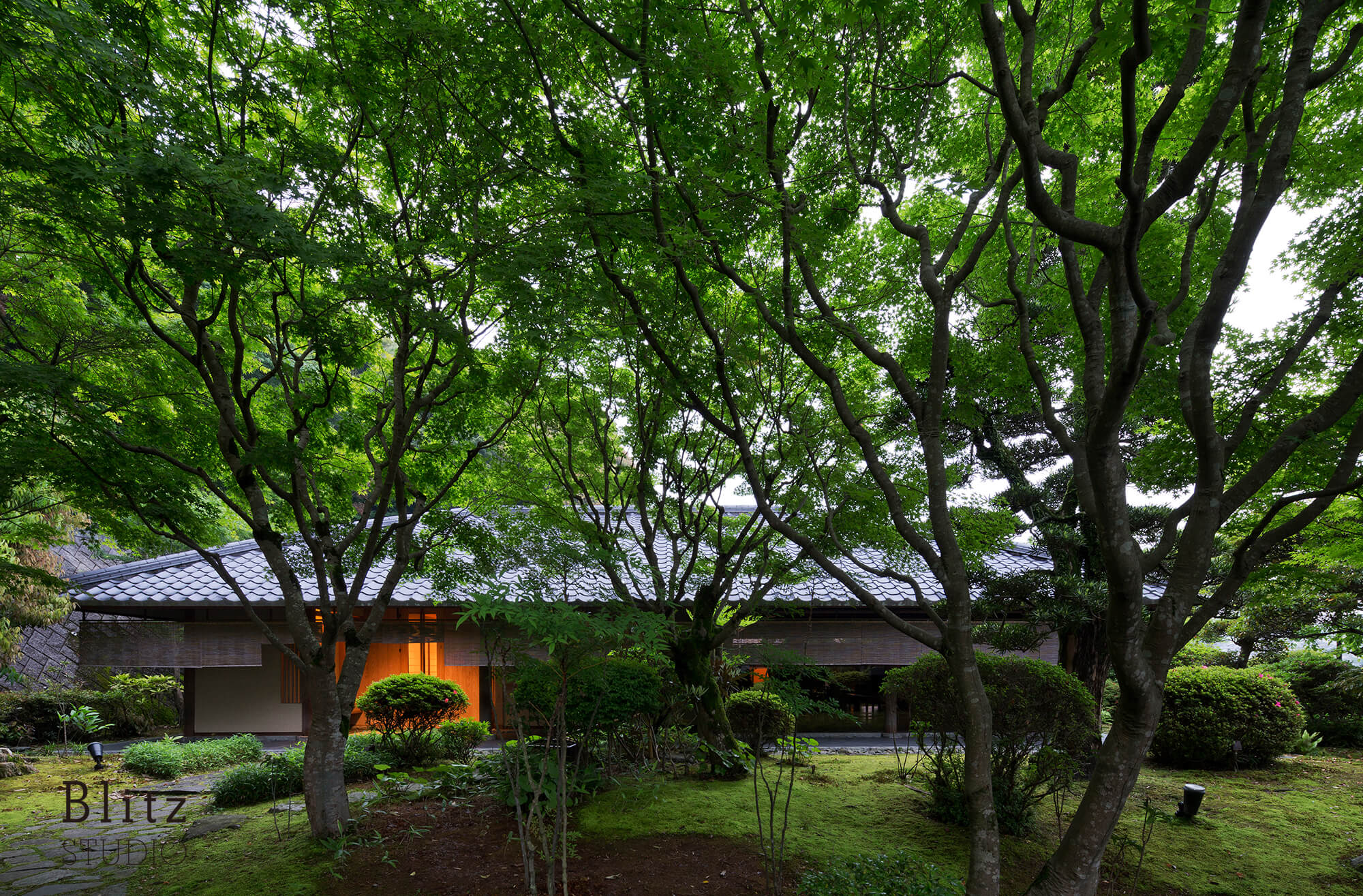 『宗像名残荘』建築写真・竣工写真・インテリア写真25