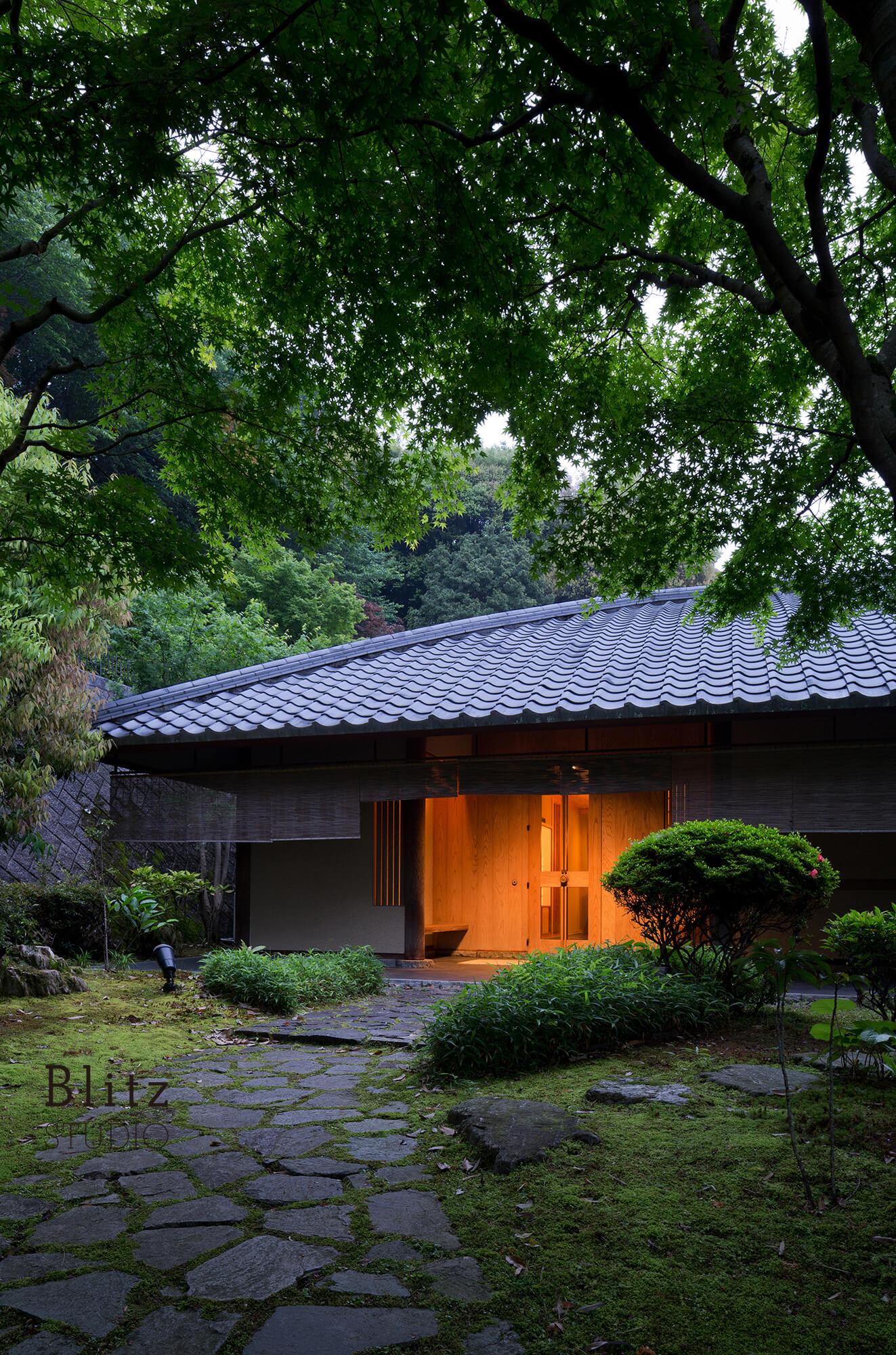 『宗像名残荘』建築写真・竣工写真・インテリア写真26