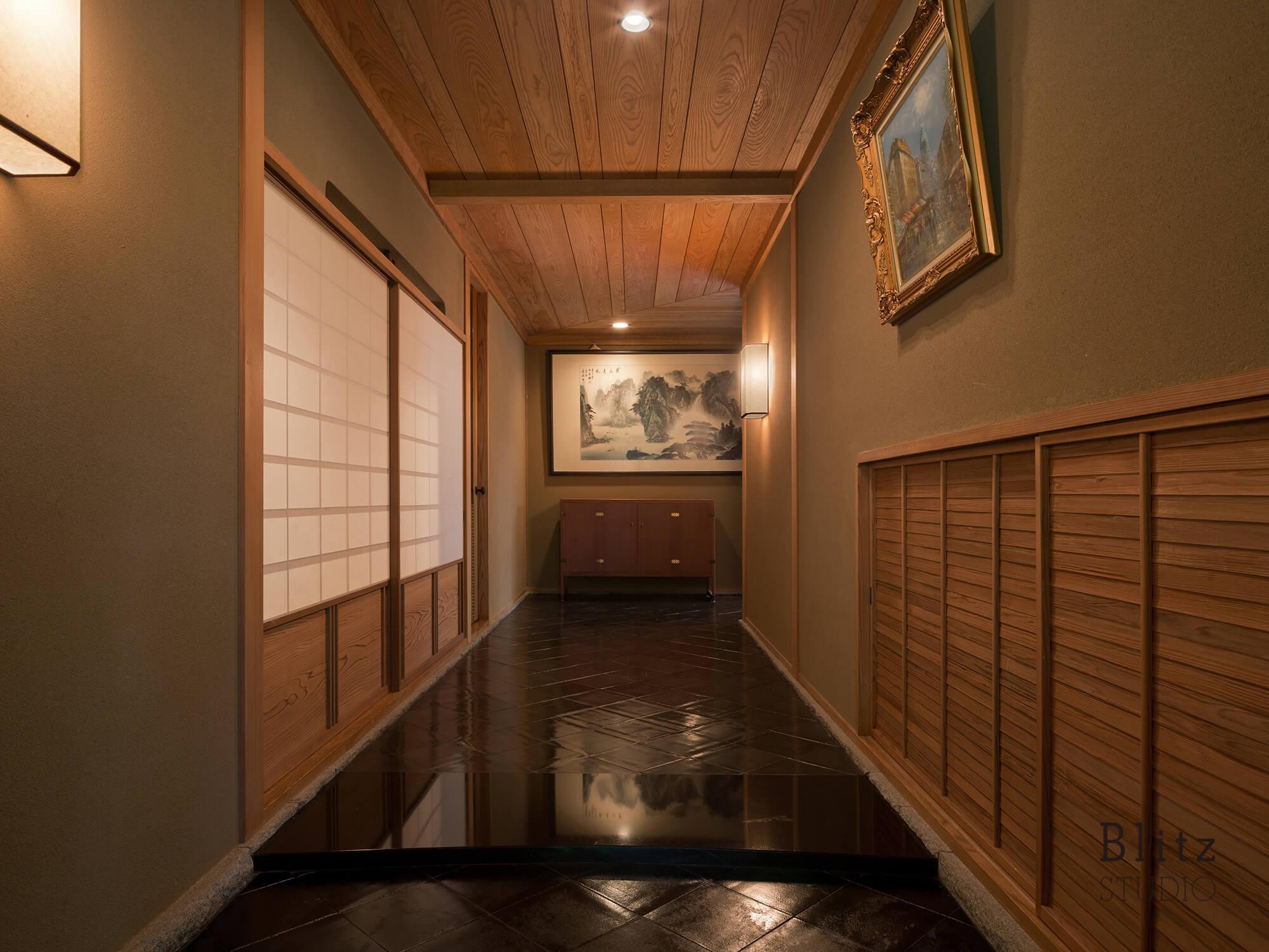 『宗像名残荘』建築写真・竣工写真・インテリア写真29