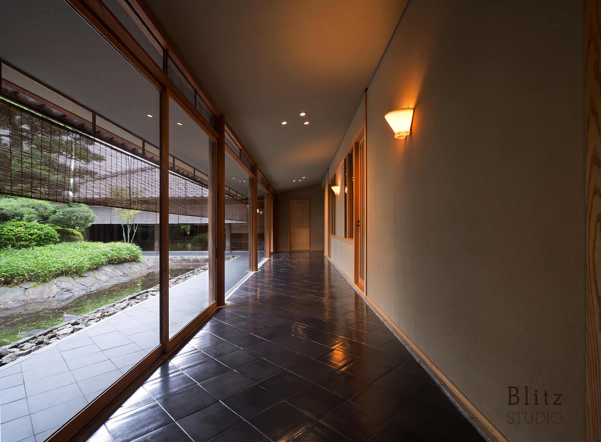 『宗像名残荘』建築写真・竣工写真・インテリア写真31