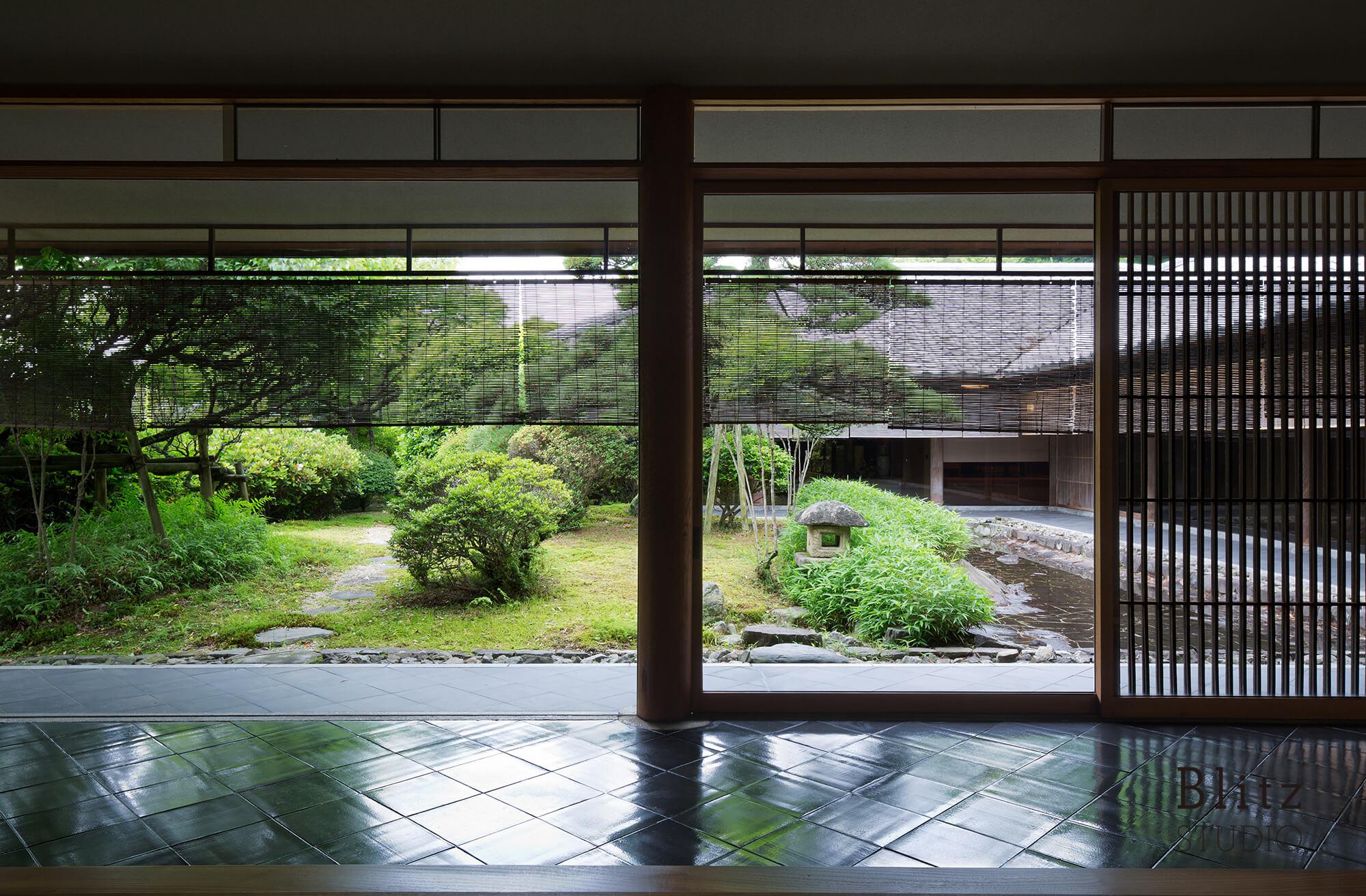 『宗像名残荘』建築写真・竣工写真・インテリア写真33