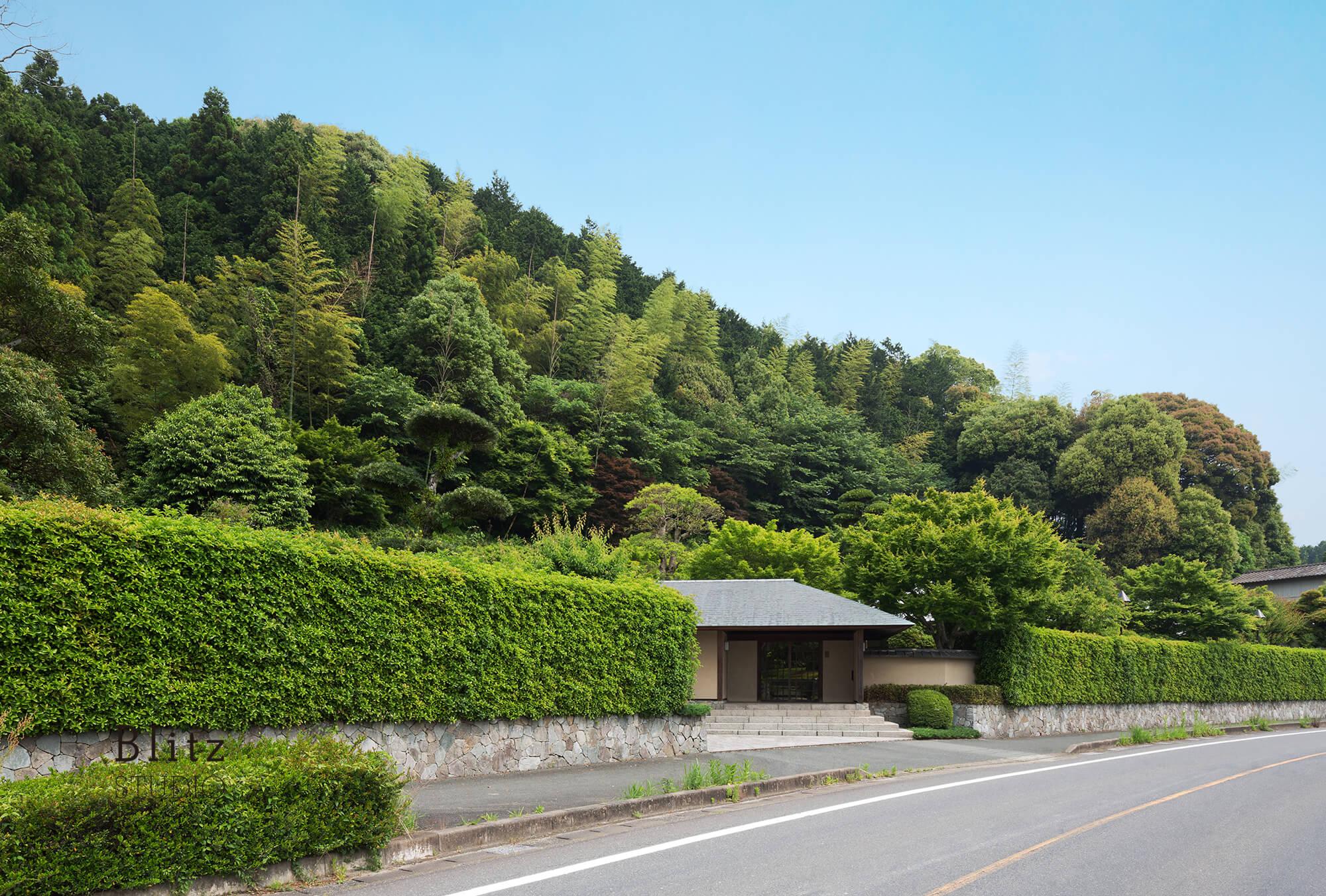 『宗像名残荘』-福岡県宗像市-建築写真・竣工写真・インテリア写真1