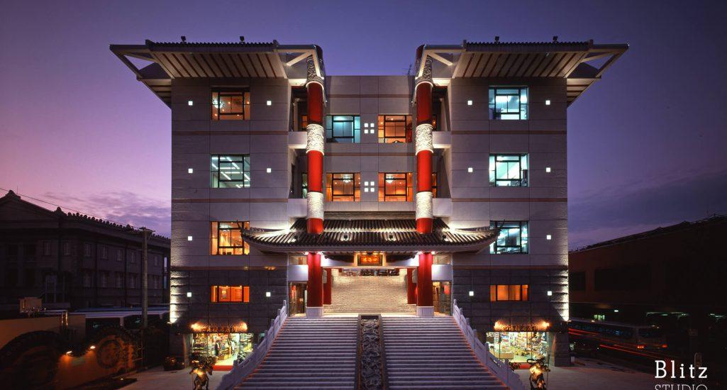 『中華料理 四海楼』-長崎県長崎市-建築写真・竣工写真・インテリア写真