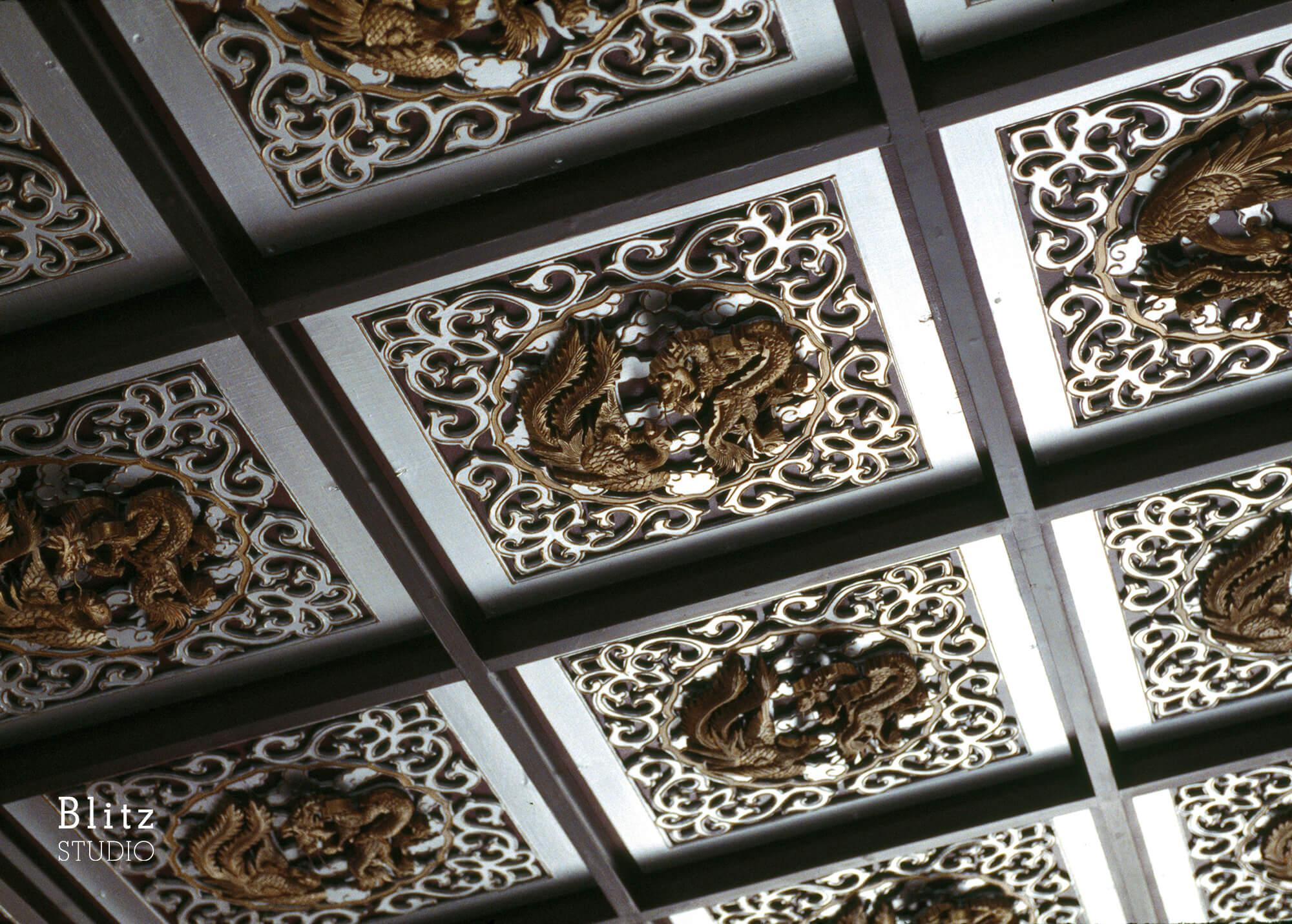 『中華料理 四海楼』建築写真・竣工写真・インテリア写真9