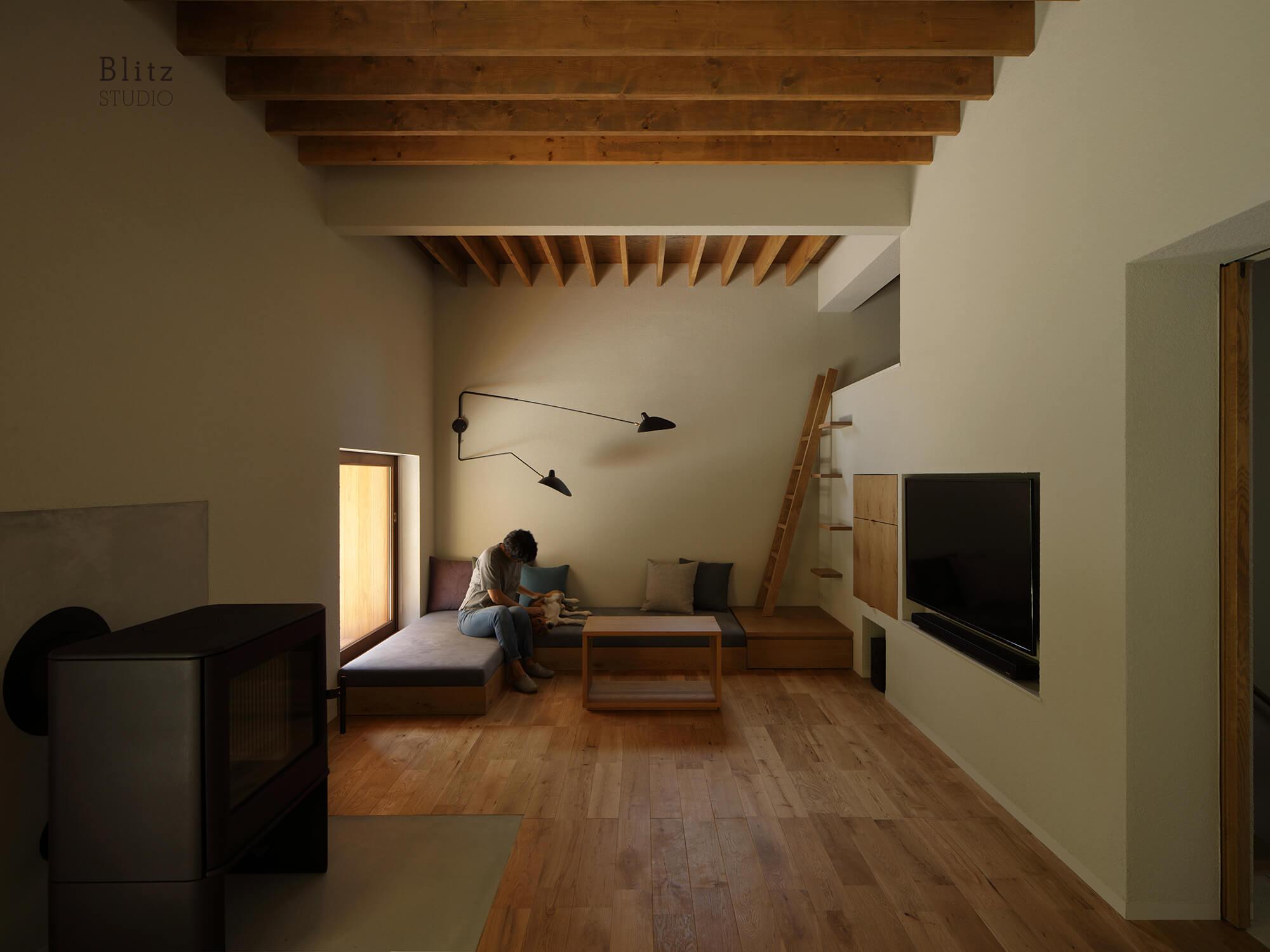 『grid house』建築写真・竣工写真・インテリア写真10