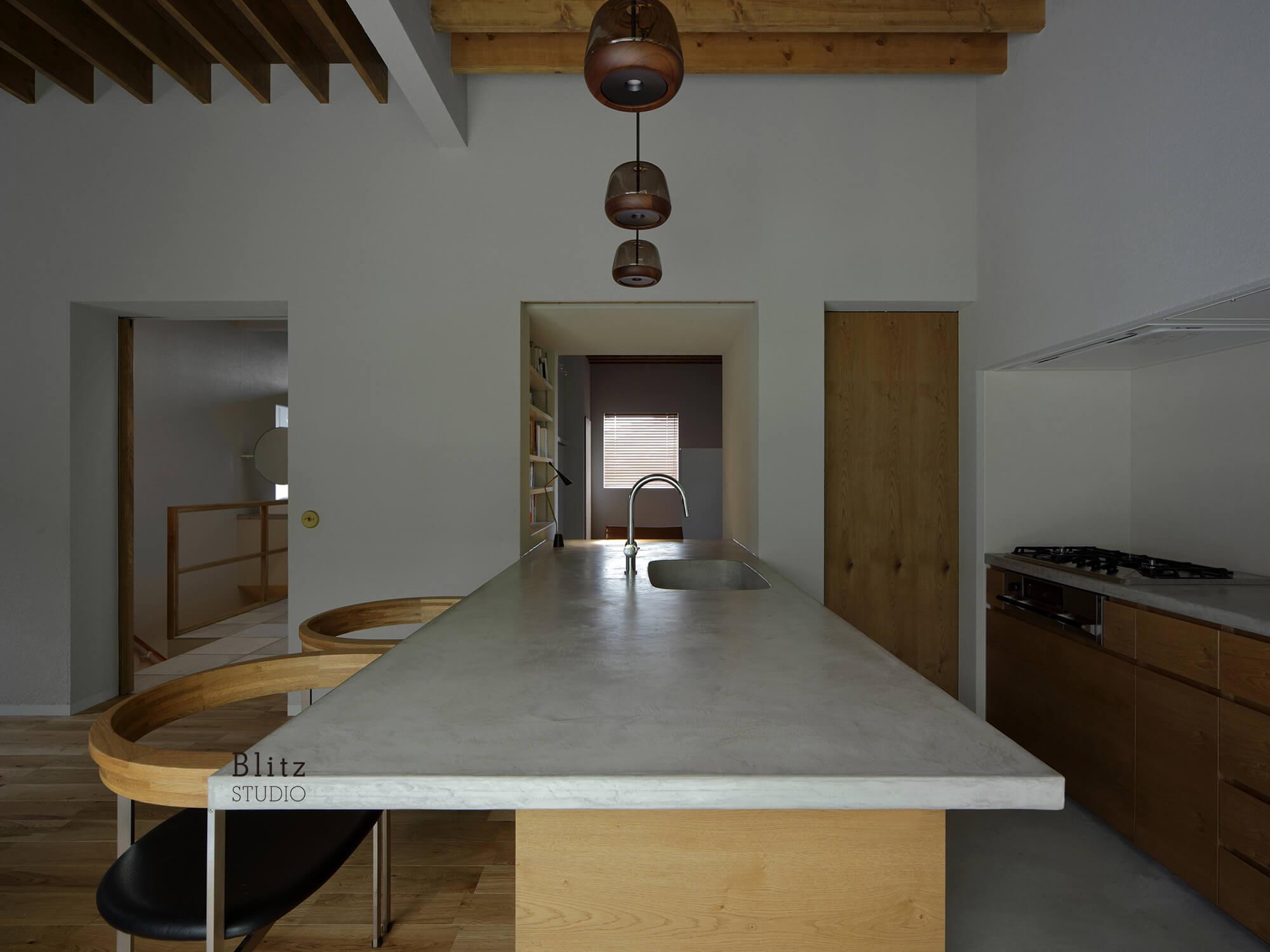 『grid house』建築写真・竣工写真・インテリア写真12