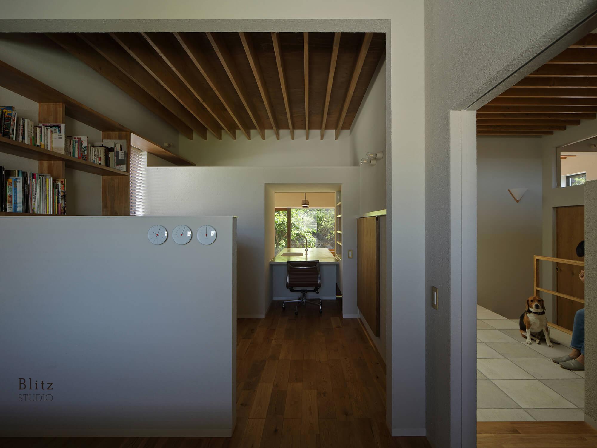 『grid house』建築写真・竣工写真・インテリア写真13