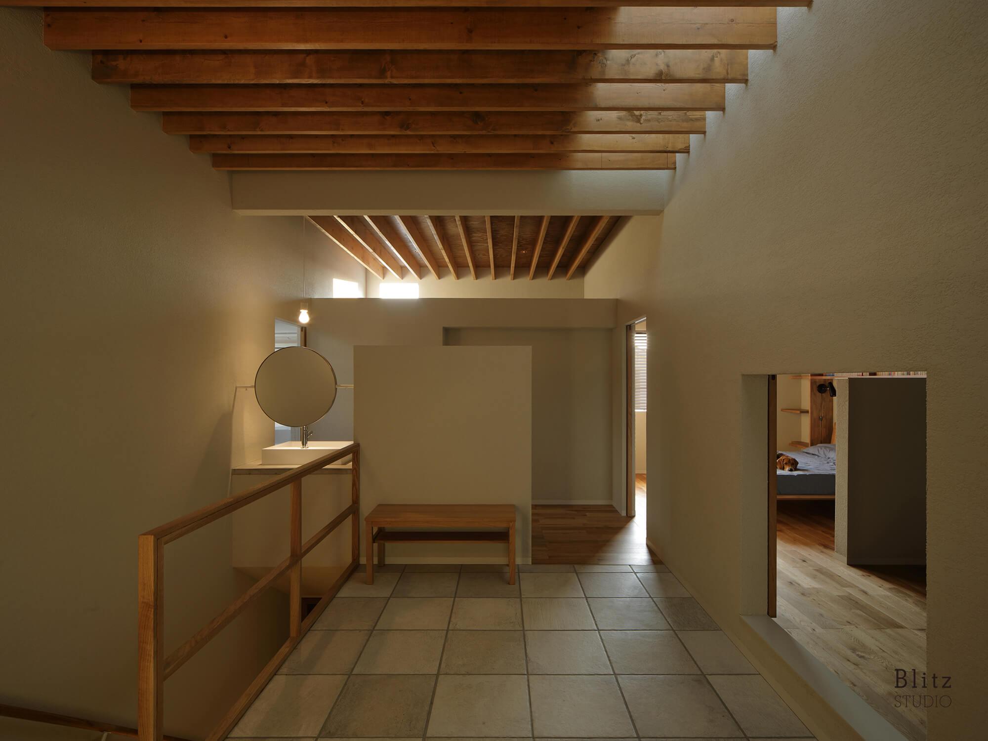 『grid house』-福岡県福岡市-建築写真・竣工写真・インテリア写真5