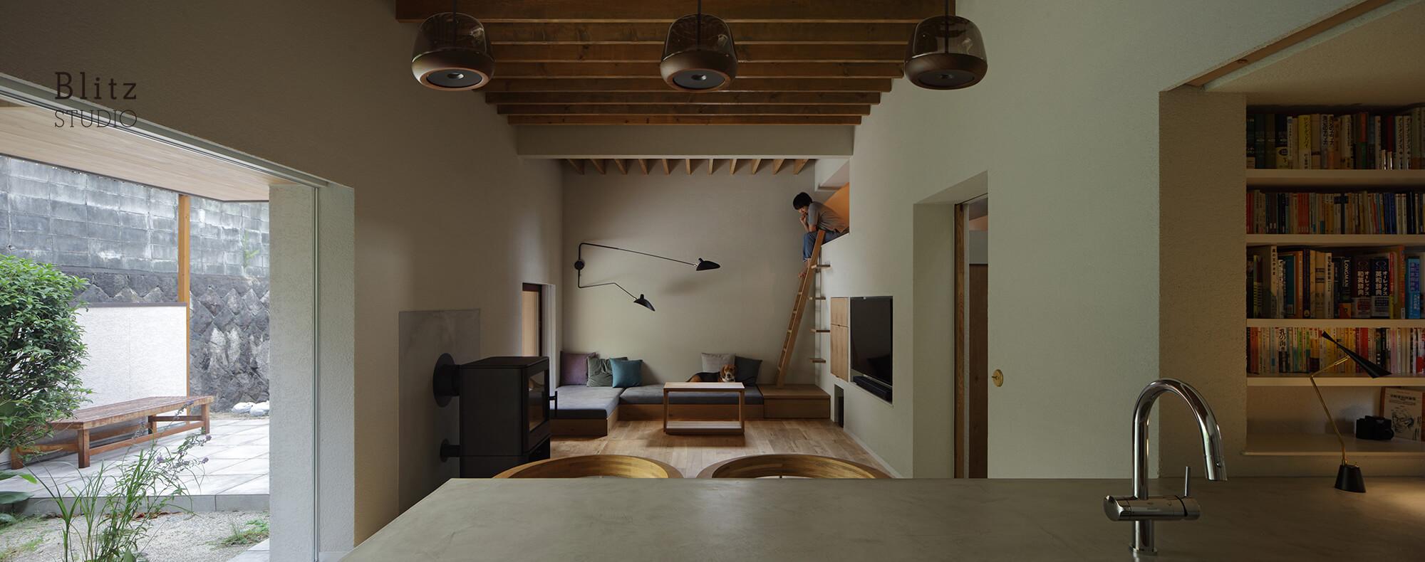 『grid house』建築写真・竣工写真・インテリア写真9