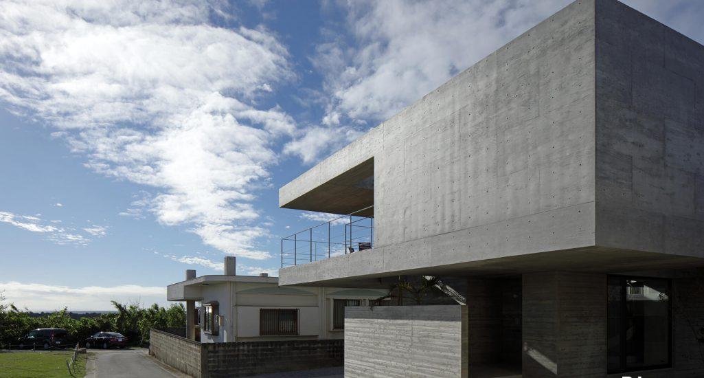 『海辺のすみか』-沖縄県読谷村-建築写真・竣工写真・インテリア写真