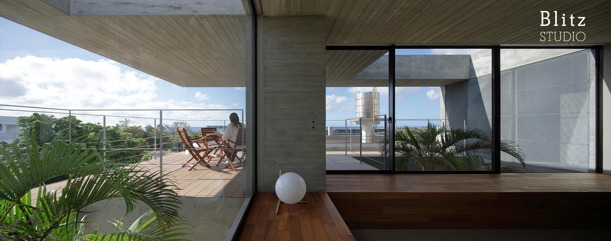 『海辺のすみか』建築写真・竣工写真・インテリア写真12