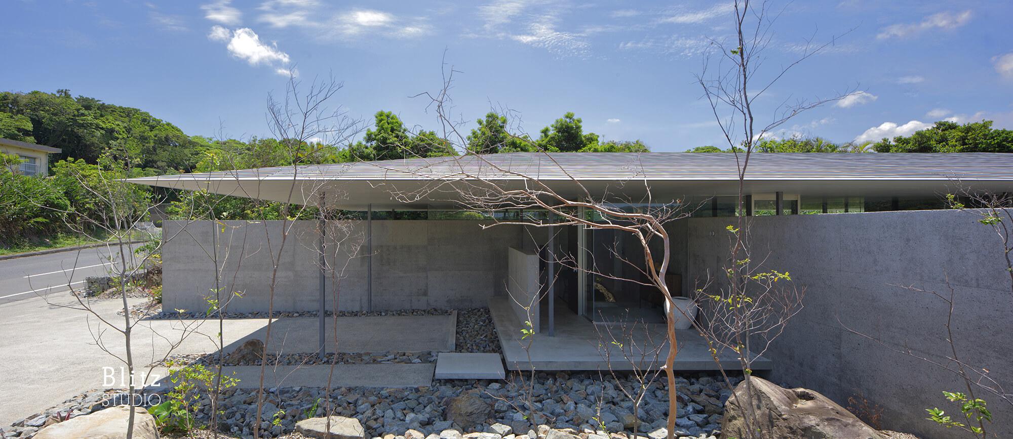 『父母の家』-鹿児島県奄美大島-建築写真・竣工写真・インテリア写真2